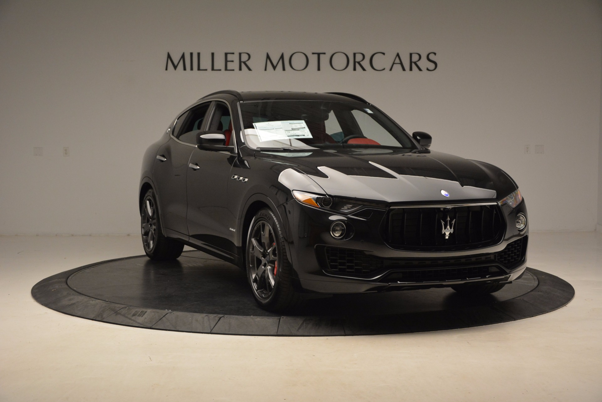New 2018 Maserati Levante Q4 GranSport For Sale In Greenwich, CT. Alfa Romeo of Greenwich, M1929 1577_p11