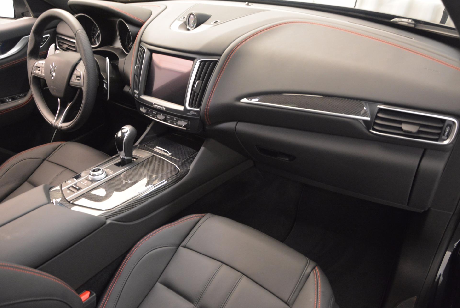 New 2018 Maserati Levante S Q4 GRANSPORT For Sale In Greenwich, CT. Alfa Romeo of Greenwich, M1936 1578_p19