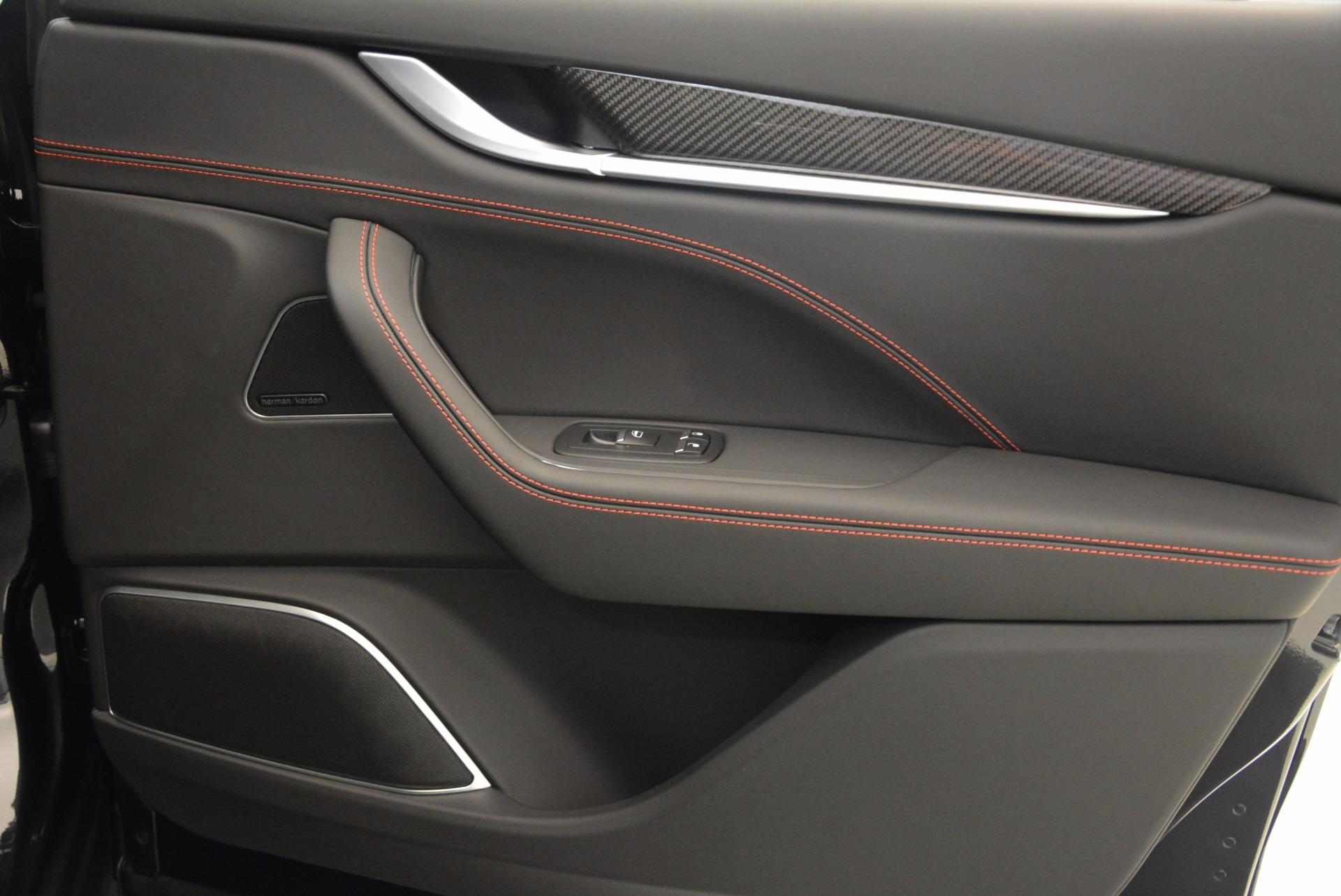 New 2018 Maserati Levante S Q4 GRANSPORT For Sale In Greenwich, CT. Alfa Romeo of Greenwich, M1936 1578_p25