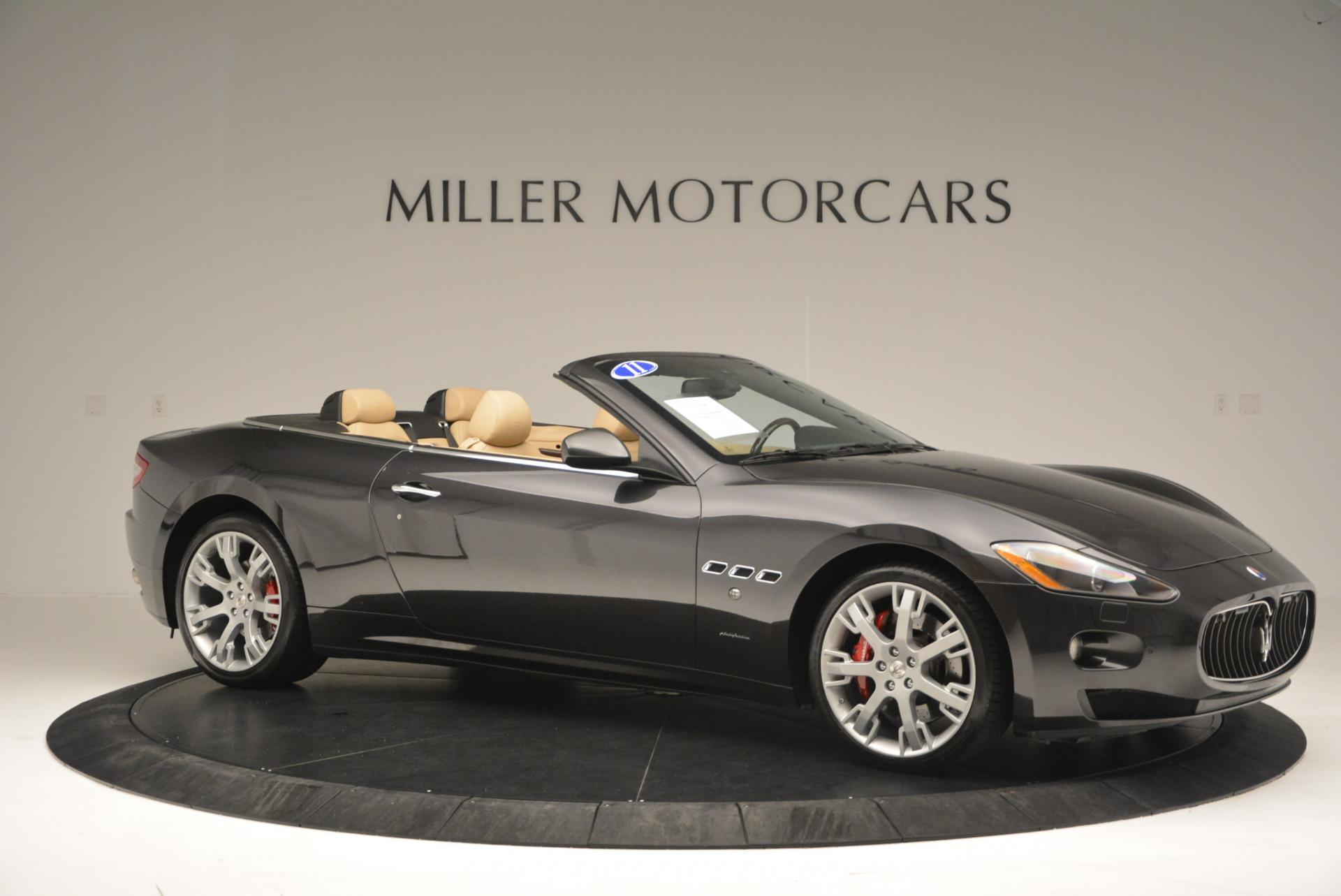 Used 2011 Maserati GranTurismo Base For Sale In Greenwich, CT. Alfa Romeo of Greenwich, F1710A 158_p10