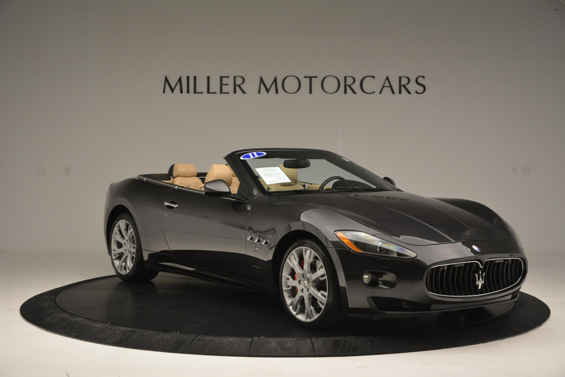 Used 2011 Maserati GranTurismo Base For Sale In Greenwich, CT. Alfa Romeo of Greenwich, F1710A 158_p11