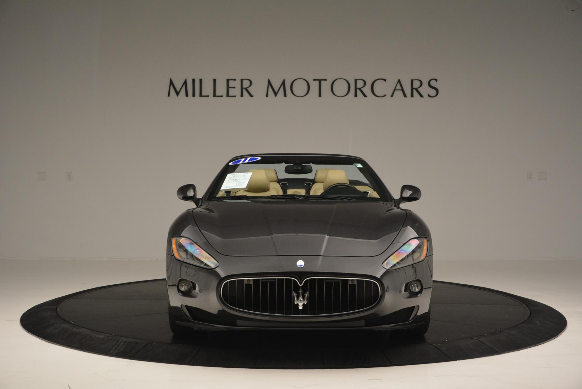 Used 2011 Maserati GranTurismo Base For Sale In Greenwich, CT. Alfa Romeo of Greenwich, F1710A 158_p12