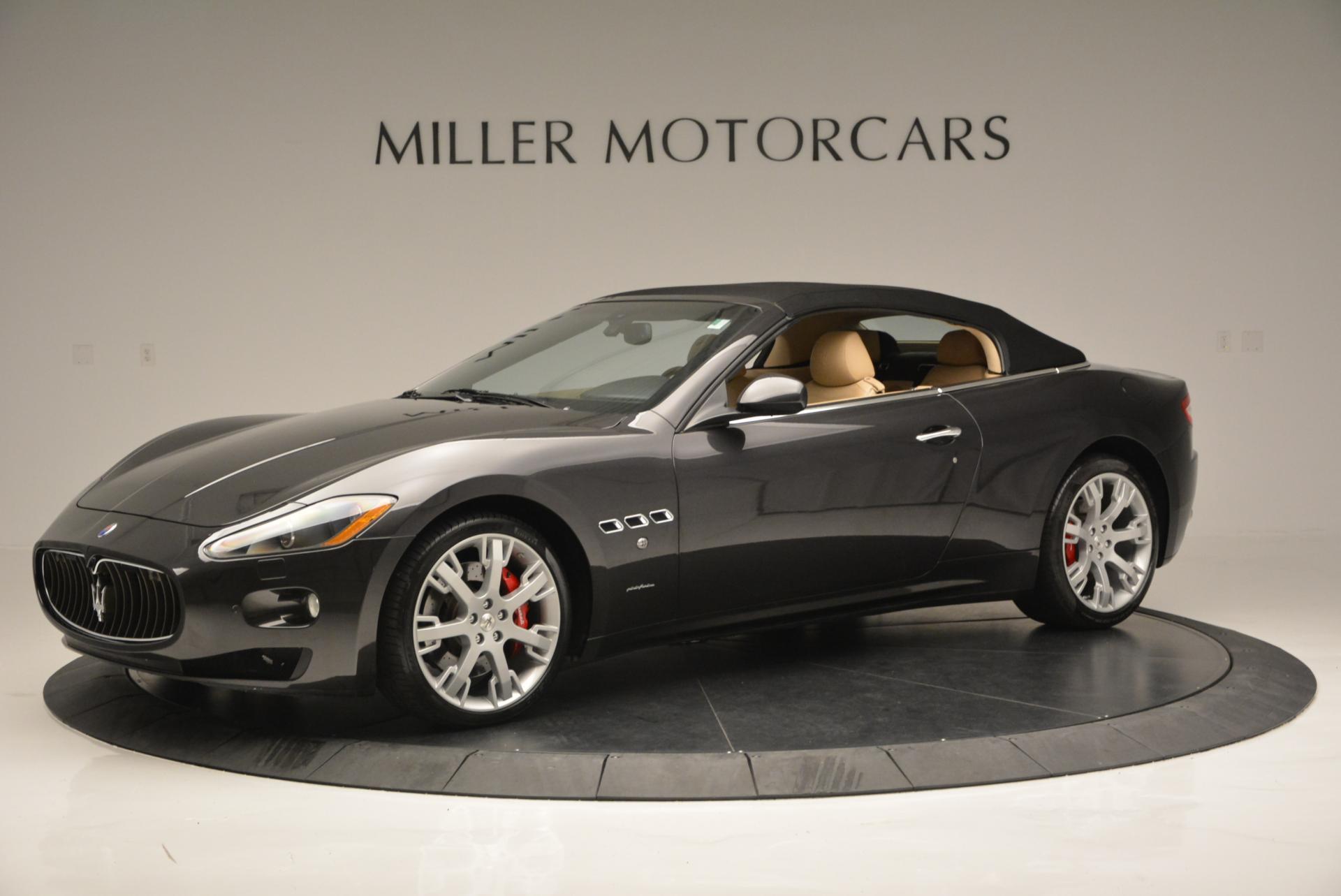 Used 2011 Maserati GranTurismo Base For Sale In Greenwich, CT. Alfa Romeo of Greenwich, F1710A 158_p14