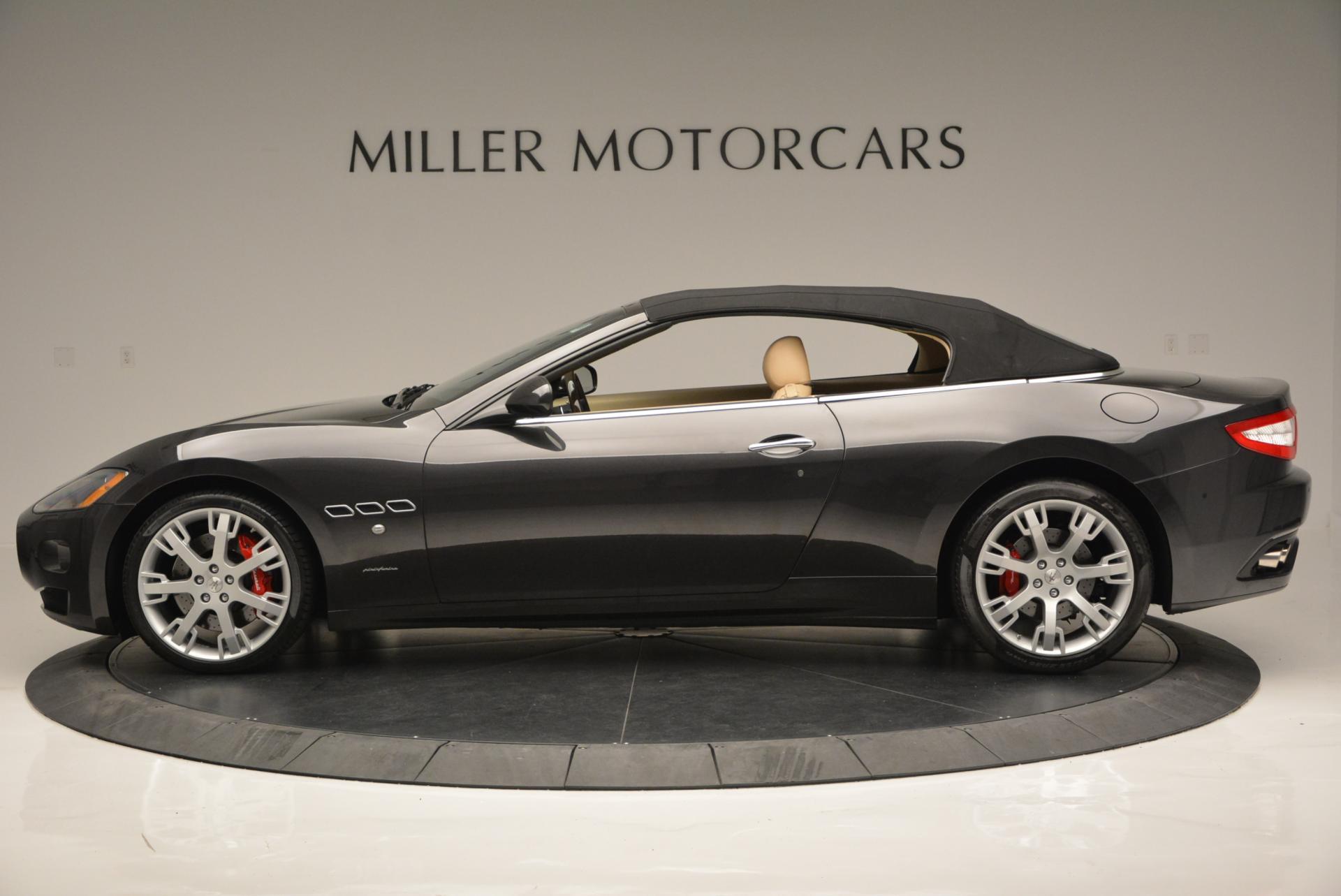 Used 2011 Maserati GranTurismo Base For Sale In Greenwich, CT. Alfa Romeo of Greenwich, F1710A 158_p15