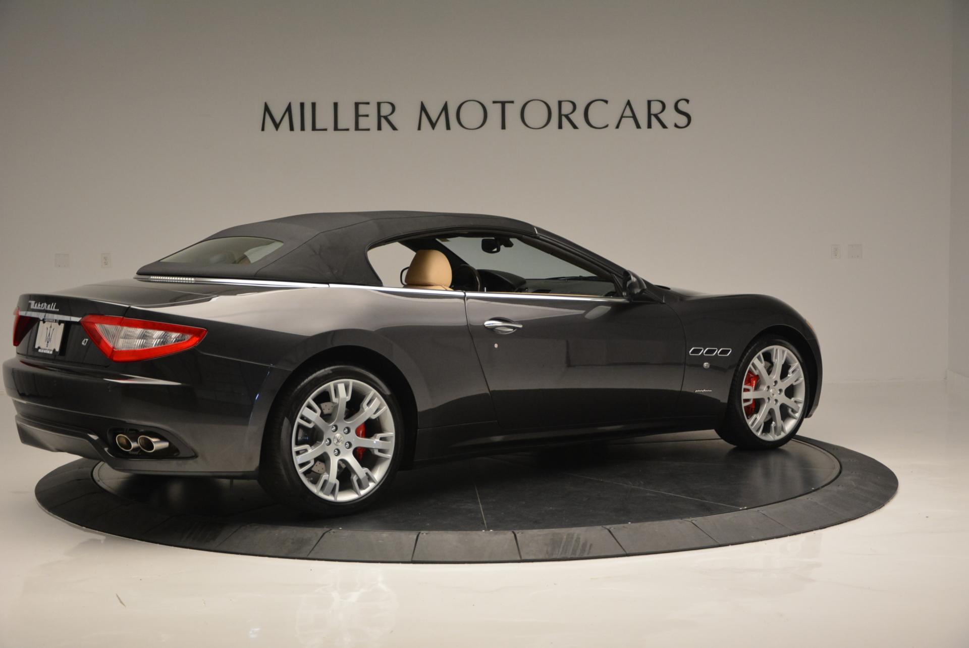Used 2011 Maserati GranTurismo Base For Sale In Greenwich, CT. Alfa Romeo of Greenwich, F1710A 158_p20