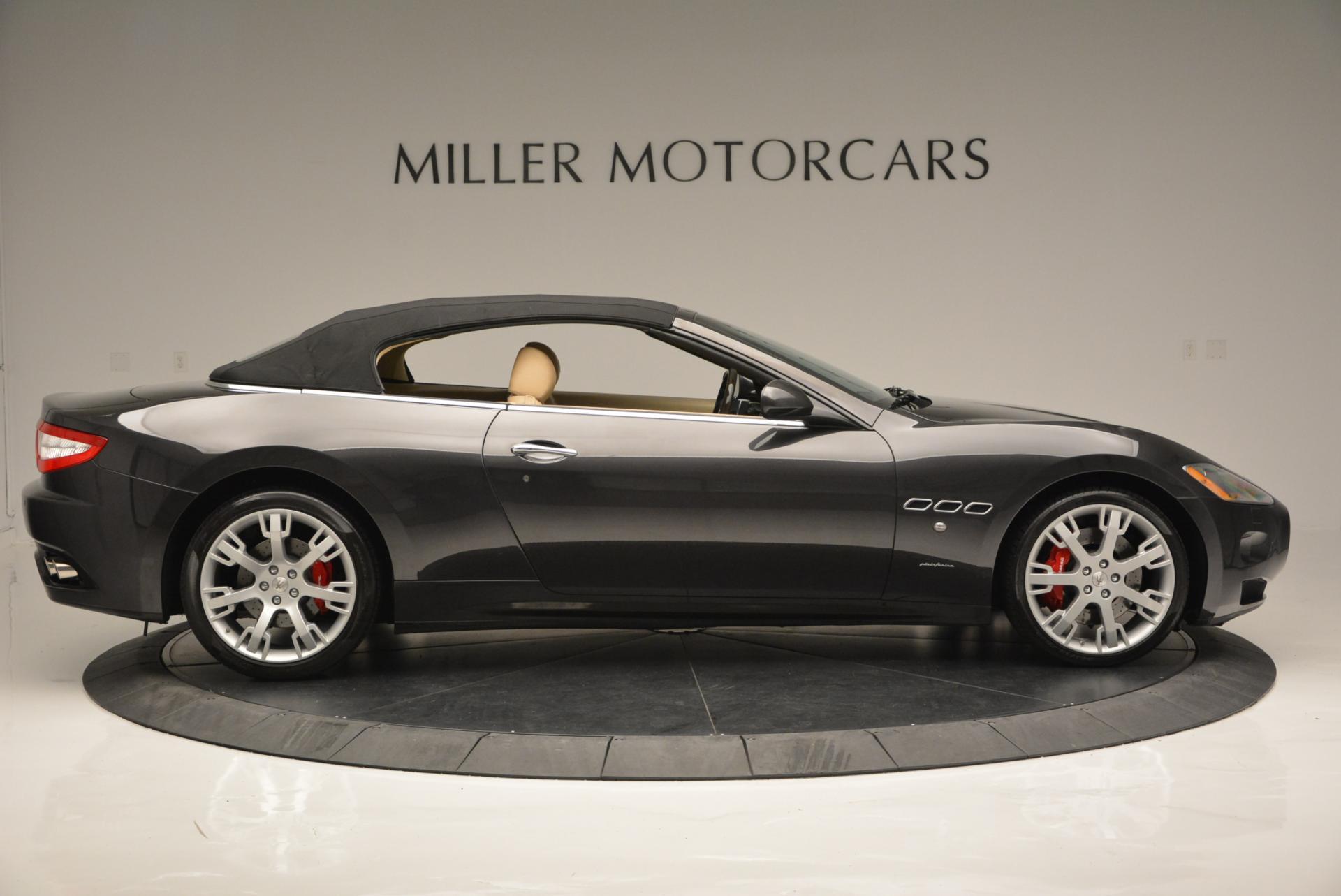 Used 2011 Maserati GranTurismo Base For Sale In Greenwich, CT. Alfa Romeo of Greenwich, F1710A 158_p21