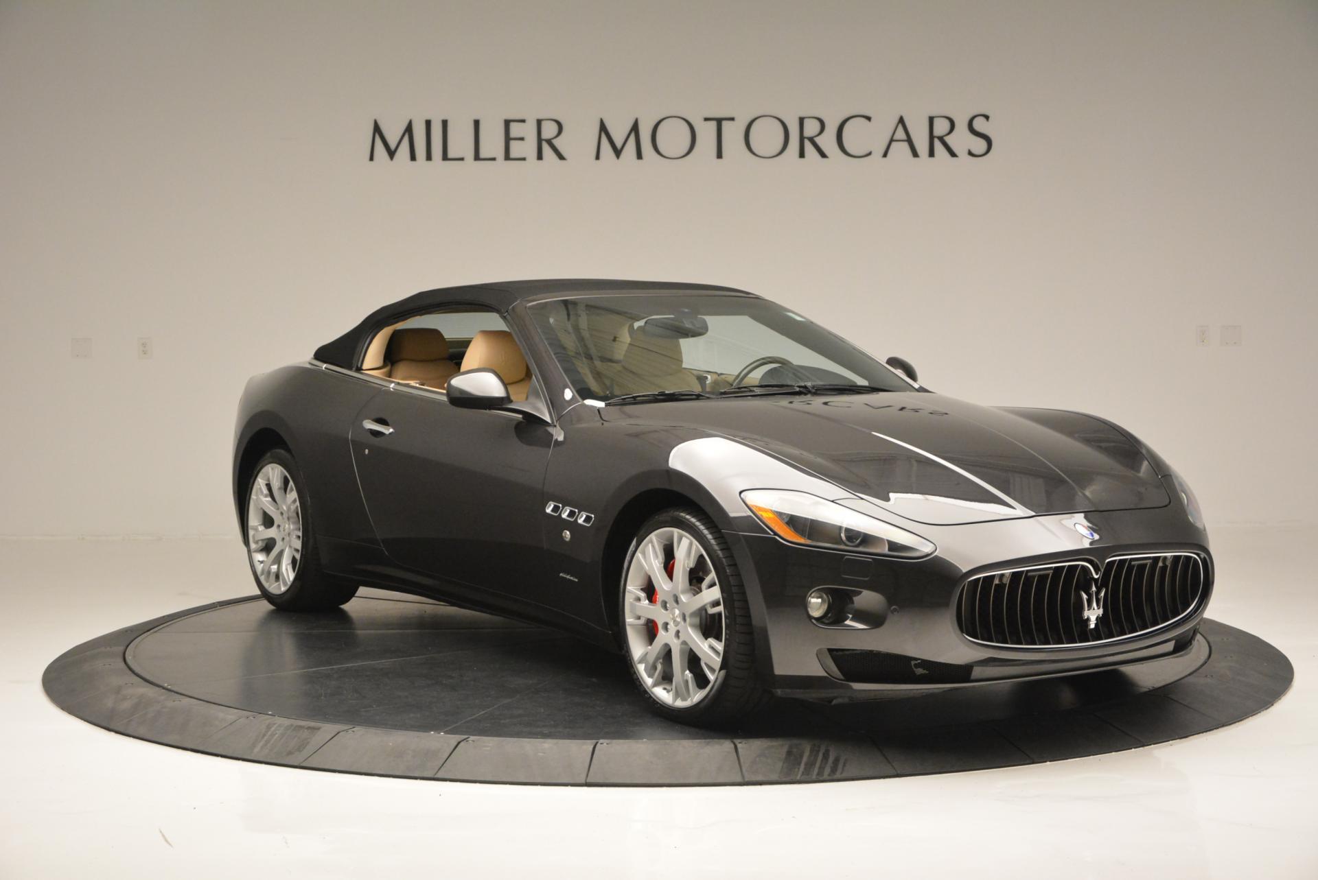 Used 2011 Maserati GranTurismo Base For Sale In Greenwich, CT. Alfa Romeo of Greenwich, F1710A 158_p22