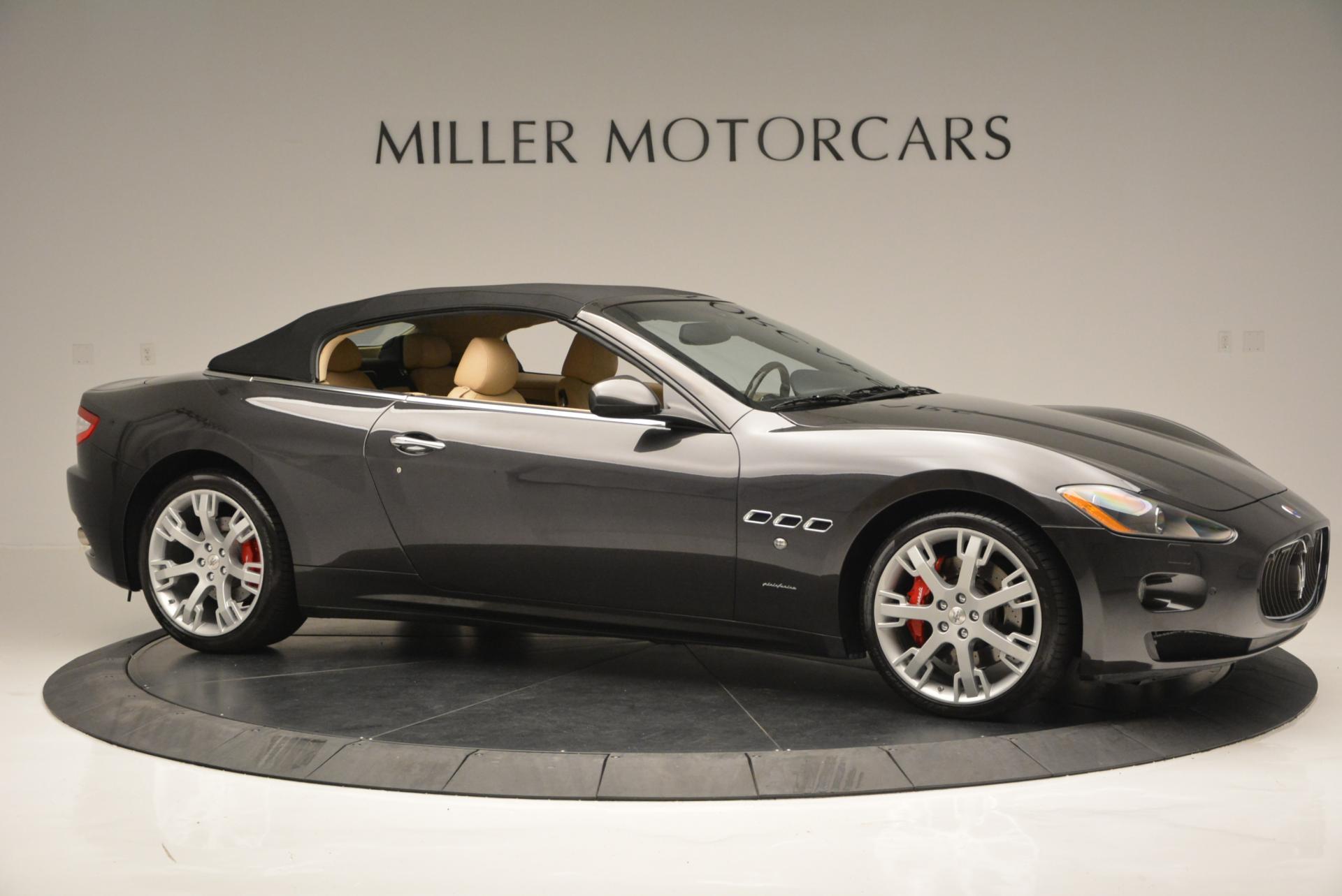 Used 2011 Maserati GranTurismo Base For Sale In Greenwich, CT. Alfa Romeo of Greenwich, F1710A 158_p23