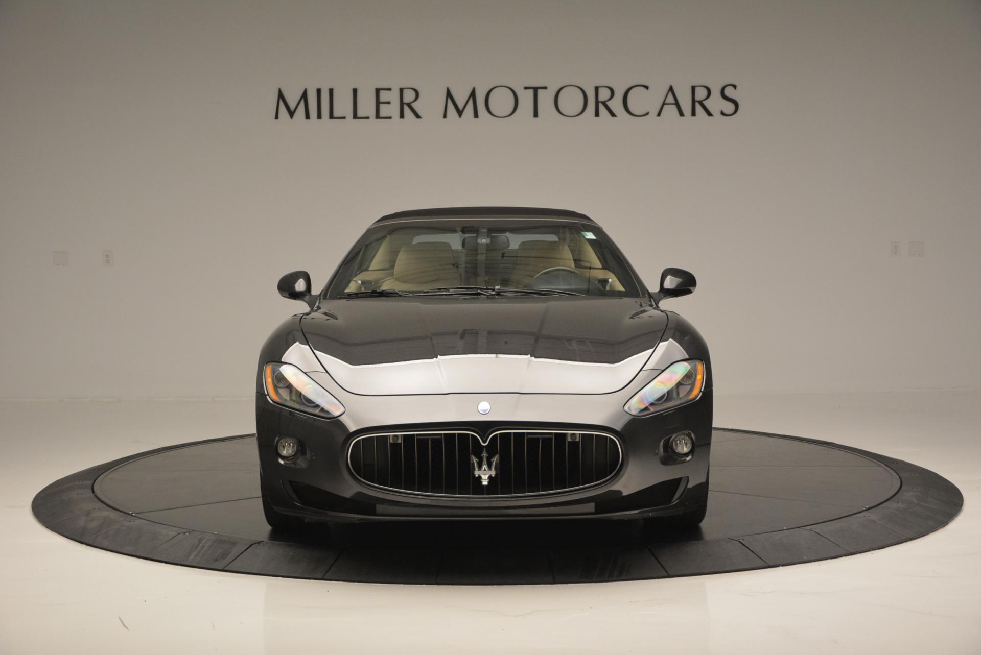 Used 2011 Maserati GranTurismo Base For Sale In Greenwich, CT. Alfa Romeo of Greenwich, F1710A 158_p24