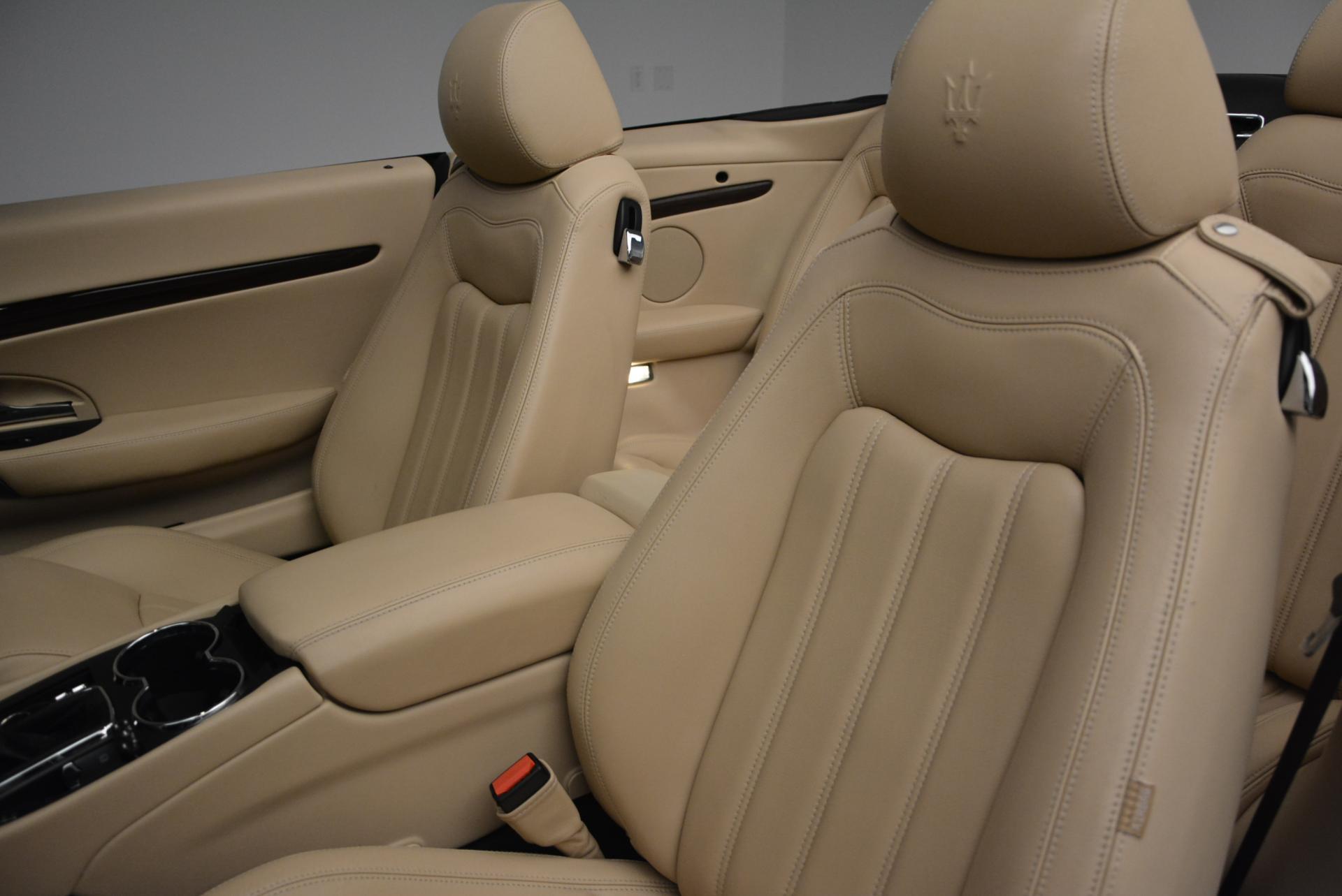 Used 2011 Maserati GranTurismo Base For Sale In Greenwich, CT. Alfa Romeo of Greenwich, F1710A 158_p25