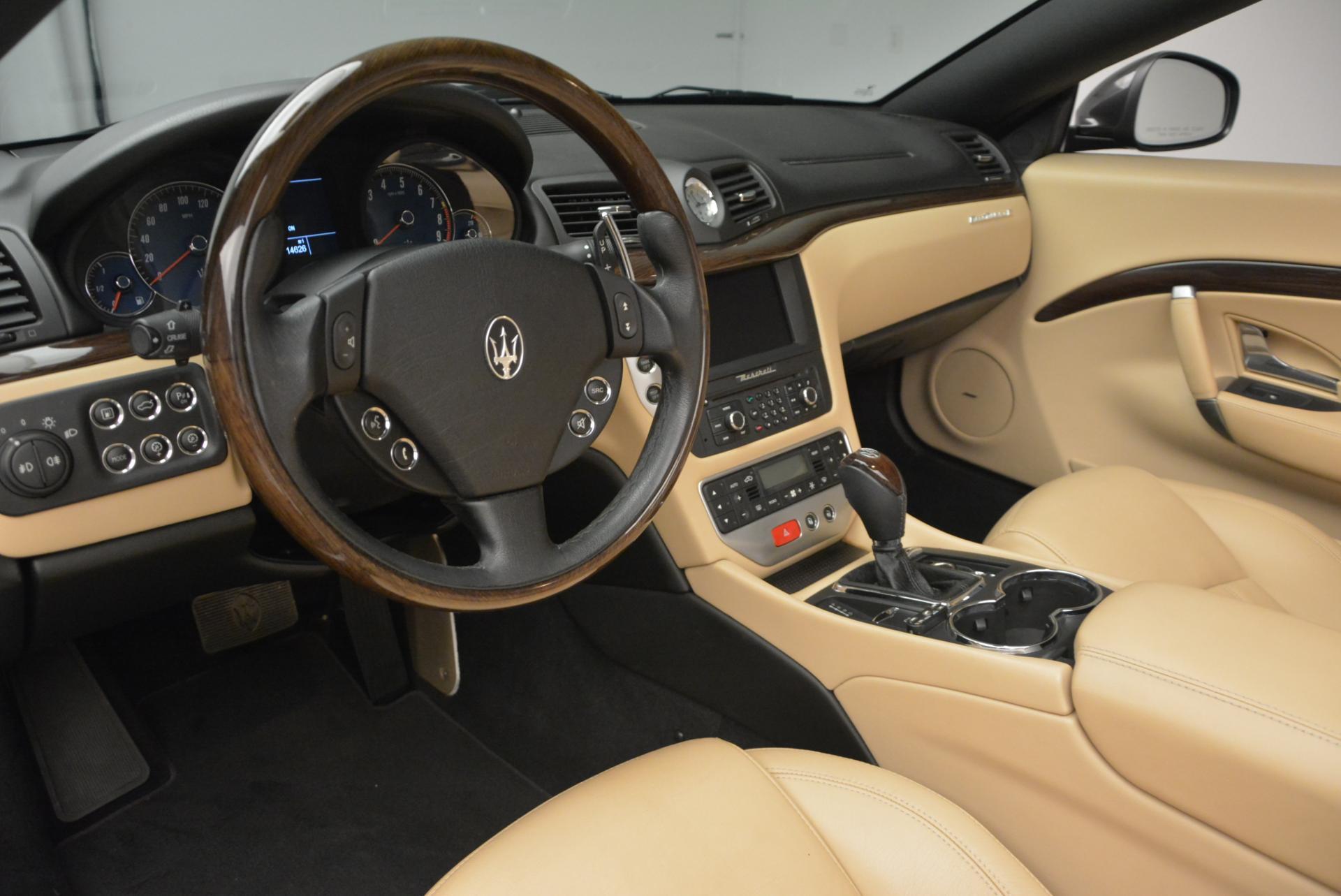 Used 2011 Maserati GranTurismo Base For Sale In Greenwich, CT. Alfa Romeo of Greenwich, F1710A 158_p26