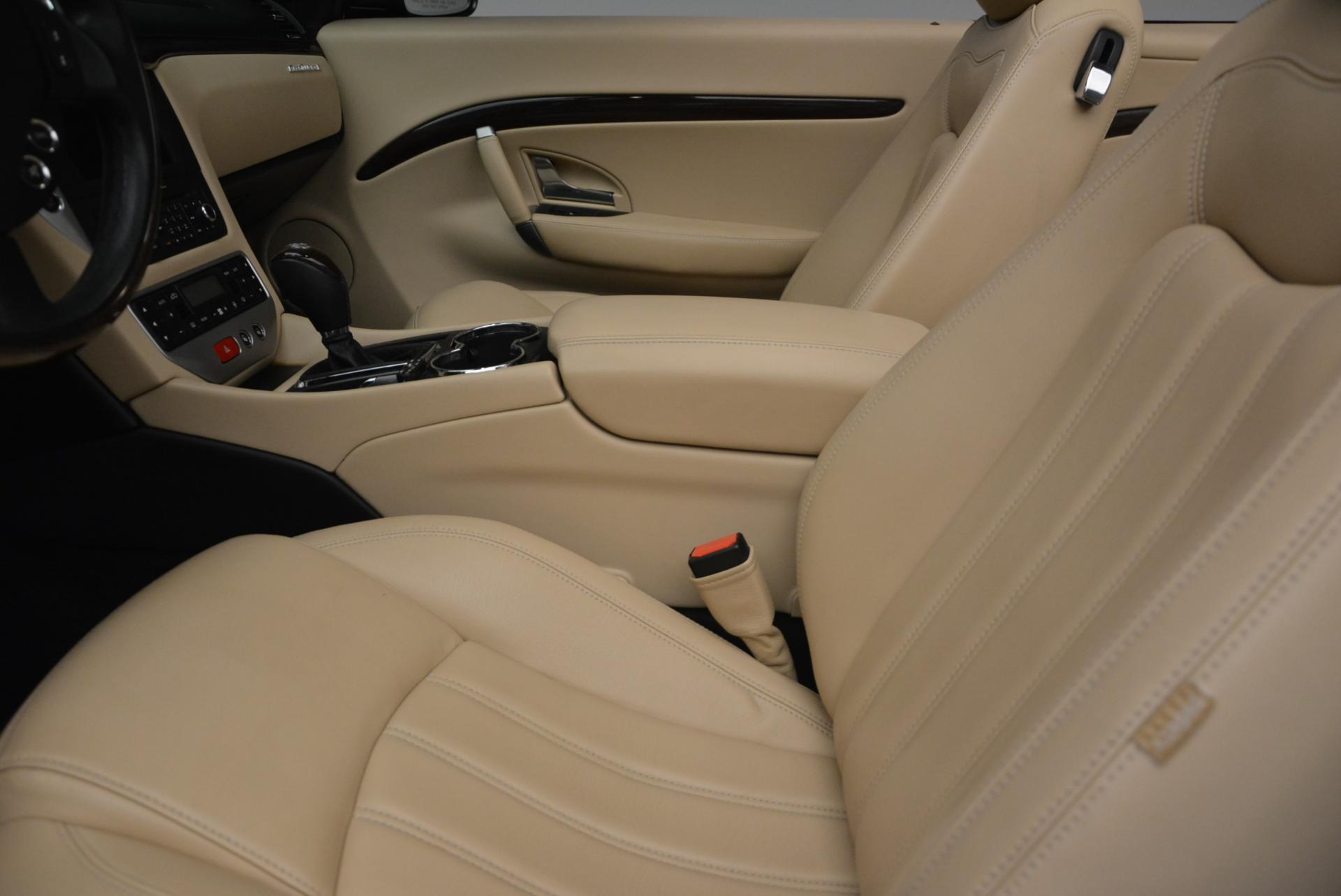 Used 2011 Maserati GranTurismo Base For Sale In Greenwich, CT. Alfa Romeo of Greenwich, F1710A 158_p27