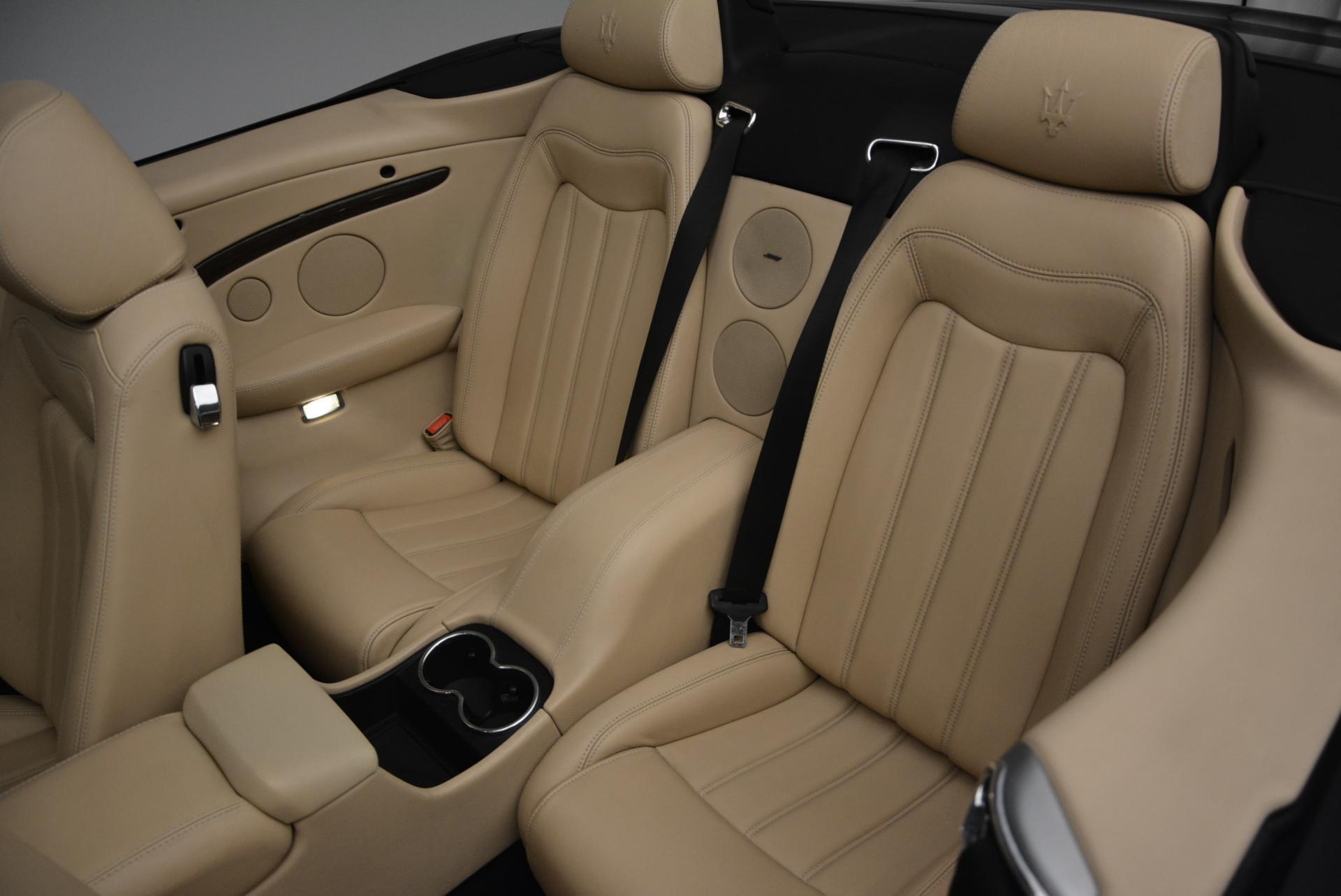 Used 2011 Maserati GranTurismo Base For Sale In Greenwich, CT. Alfa Romeo of Greenwich, F1710A 158_p28