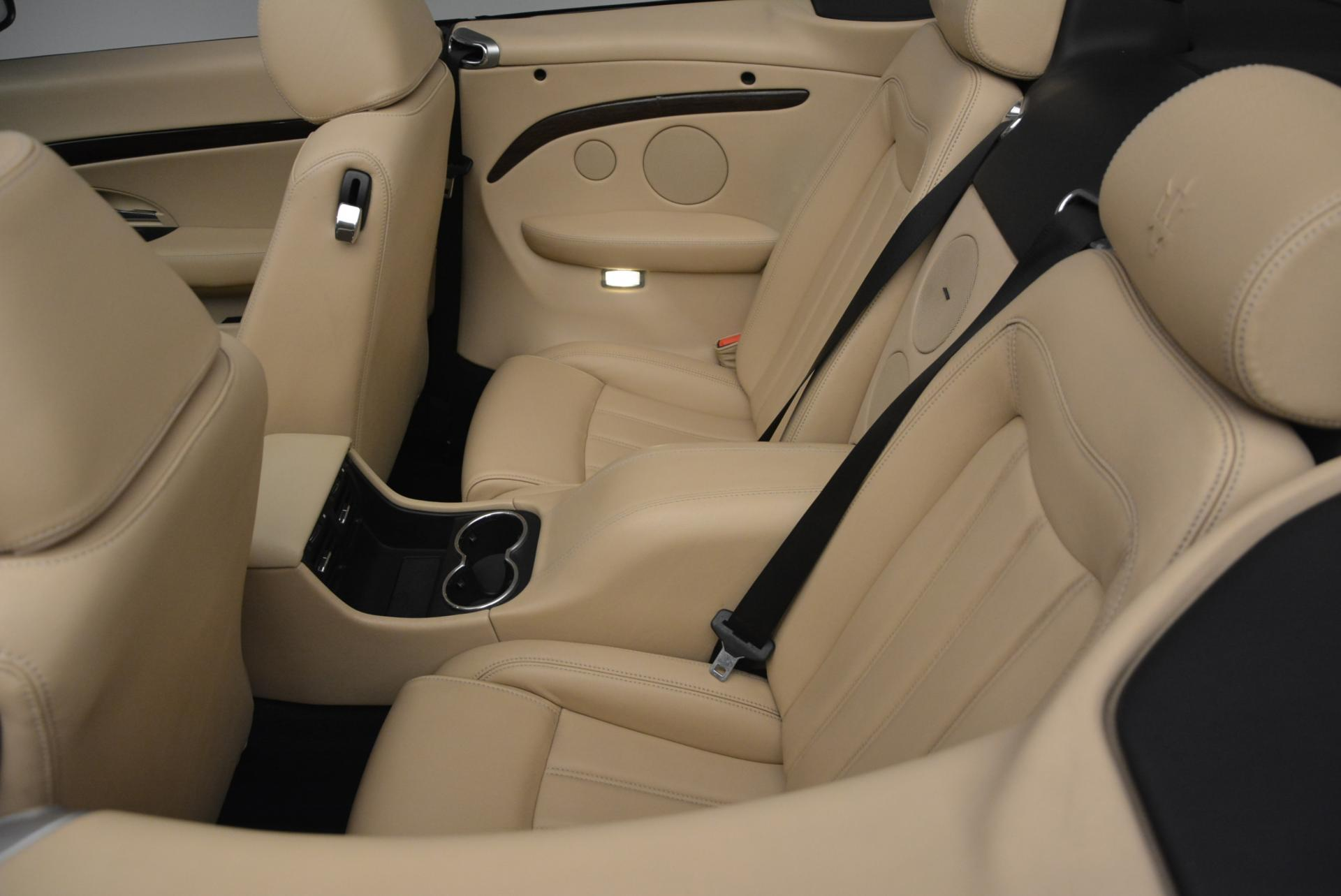 Used 2011 Maserati GranTurismo Base For Sale In Greenwich, CT. Alfa Romeo of Greenwich, F1710A 158_p29