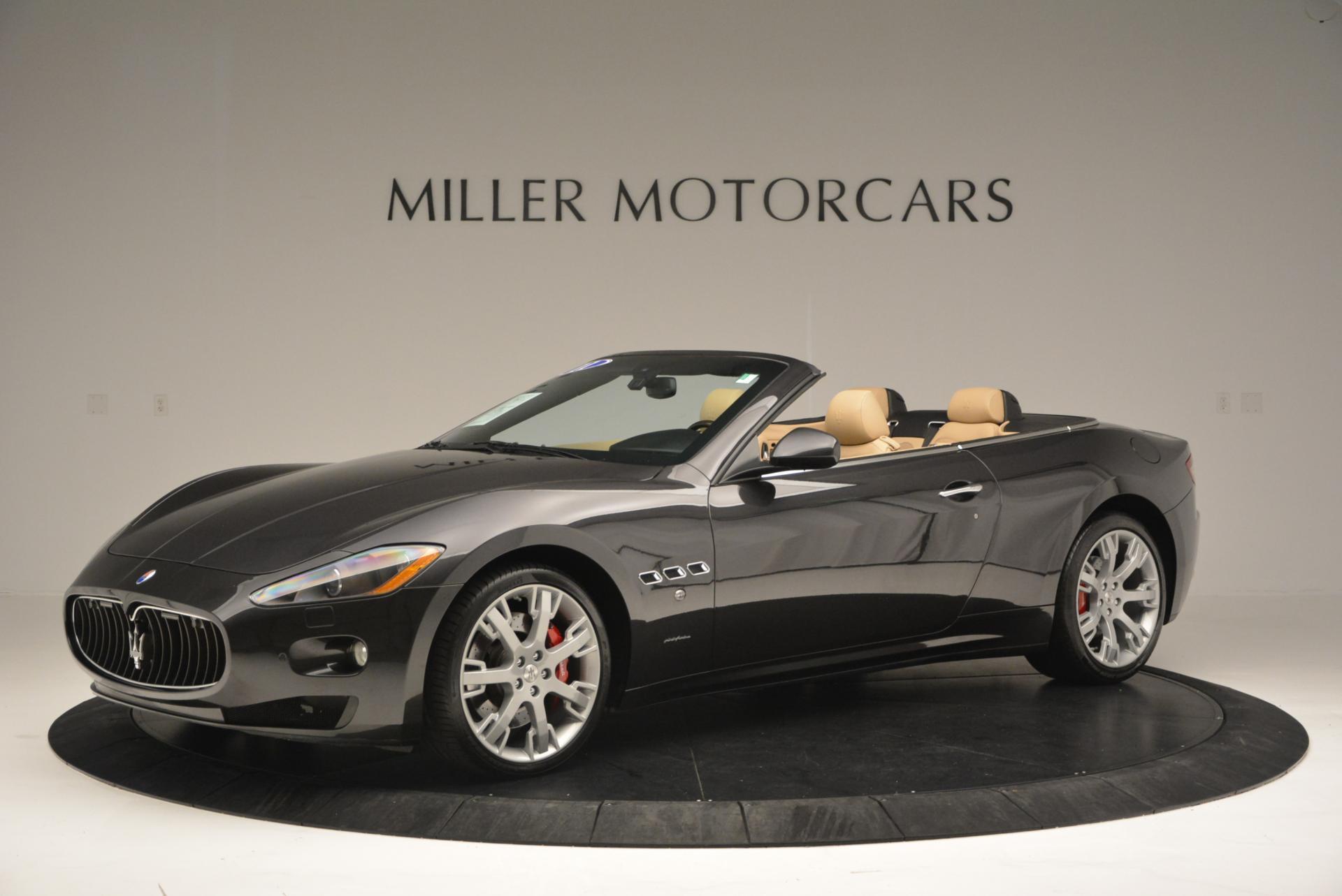 Used 2011 Maserati GranTurismo Base For Sale In Greenwich, CT. Alfa Romeo of Greenwich, F1710A 158_p2