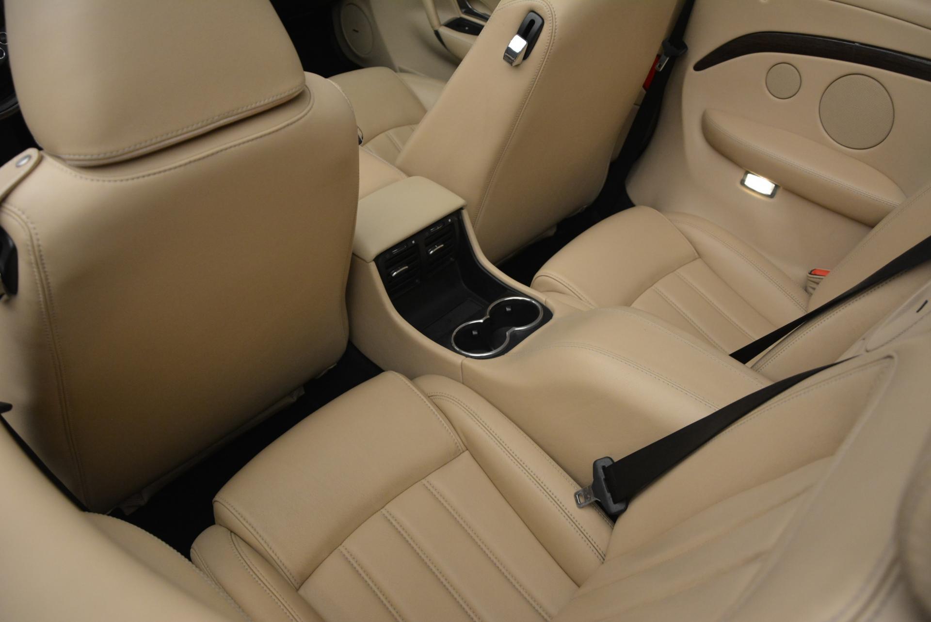Used 2011 Maserati GranTurismo Base For Sale In Greenwich, CT. Alfa Romeo of Greenwich, F1710A 158_p30