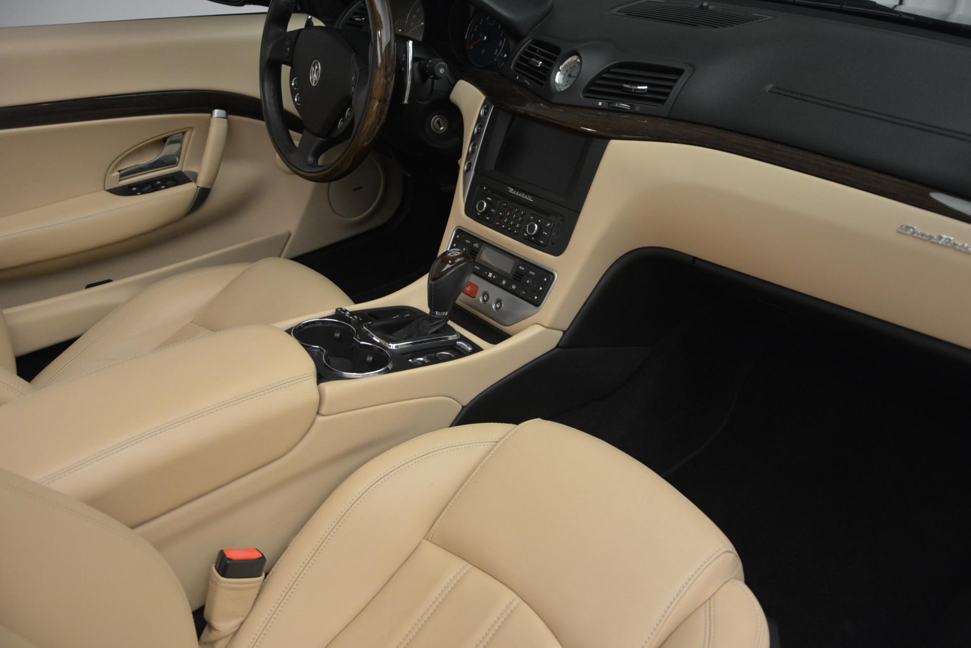 Used 2011 Maserati GranTurismo Base For Sale In Greenwich, CT. Alfa Romeo of Greenwich, F1710A 158_p31