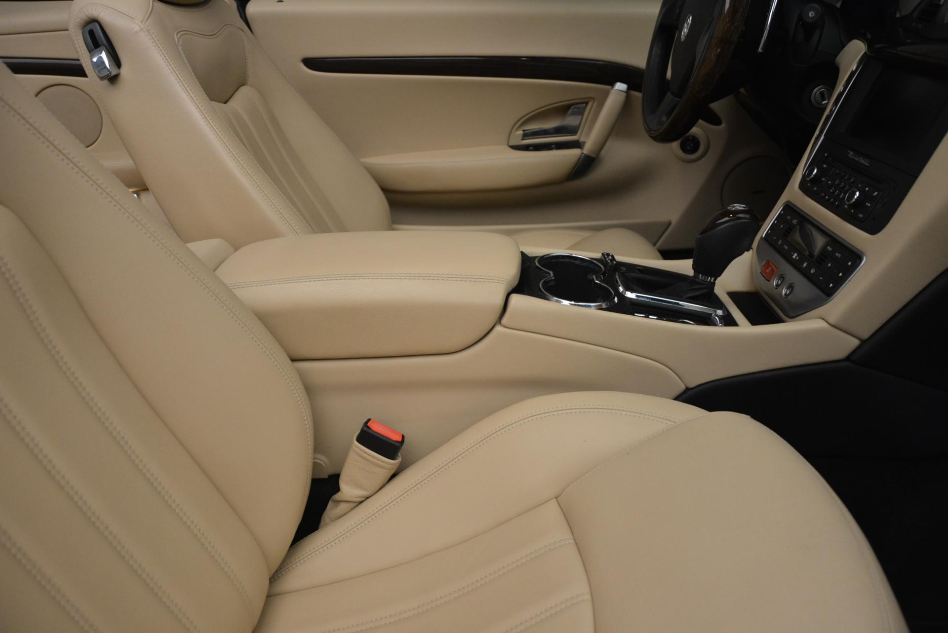 Used 2011 Maserati GranTurismo Base For Sale In Greenwich, CT. Alfa Romeo of Greenwich, F1710A 158_p32