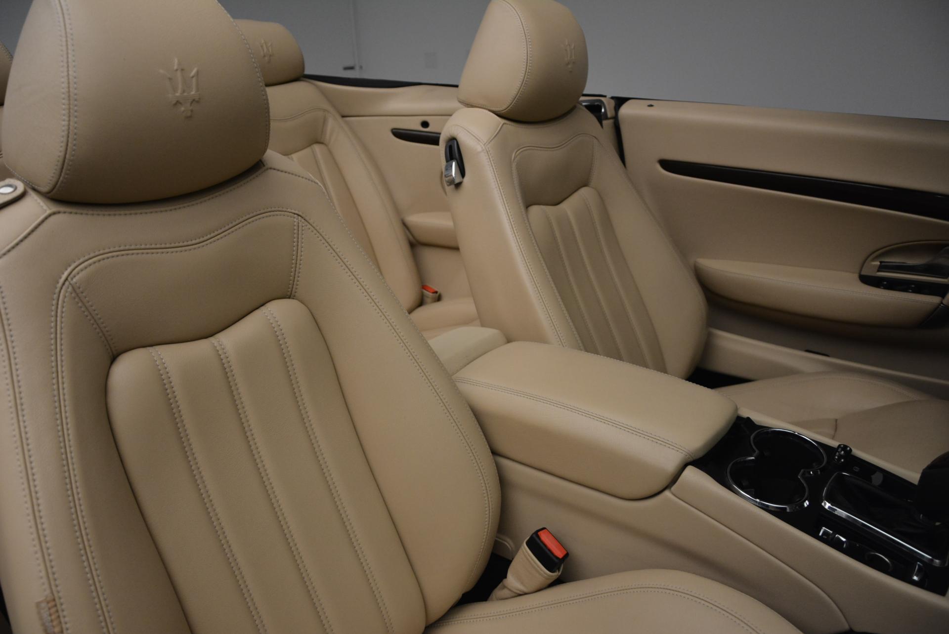 Used 2011 Maserati GranTurismo Base For Sale In Greenwich, CT. Alfa Romeo of Greenwich, F1710A 158_p33