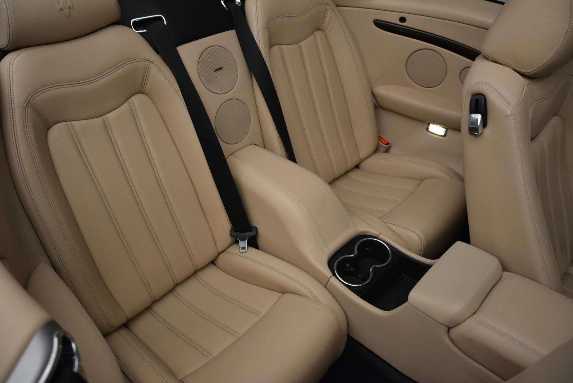 Used 2011 Maserati GranTurismo Base For Sale In Greenwich, CT. Alfa Romeo of Greenwich, F1710A 158_p34