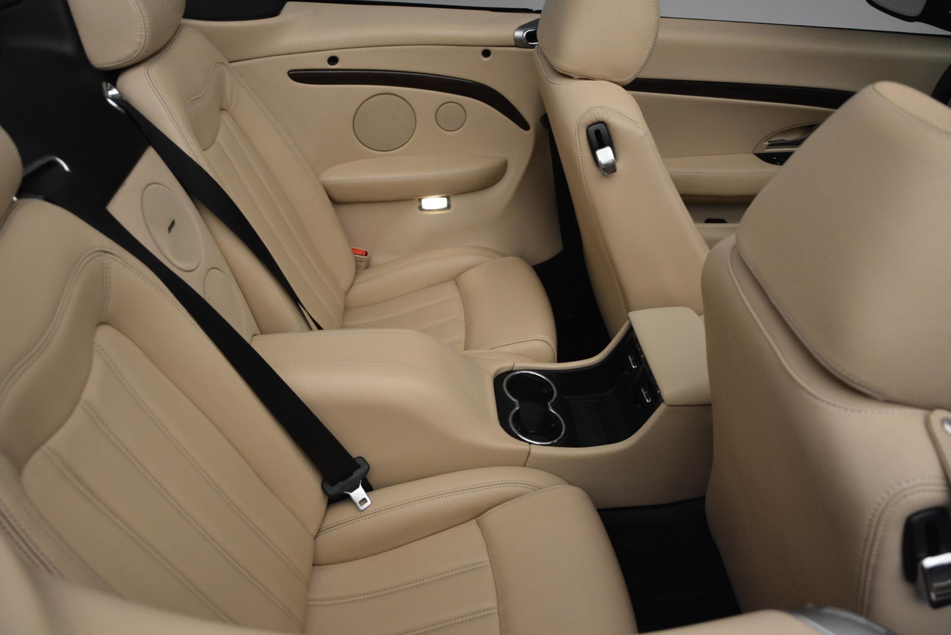 Used 2011 Maserati GranTurismo Base For Sale In Greenwich, CT. Alfa Romeo of Greenwich, F1710A 158_p35