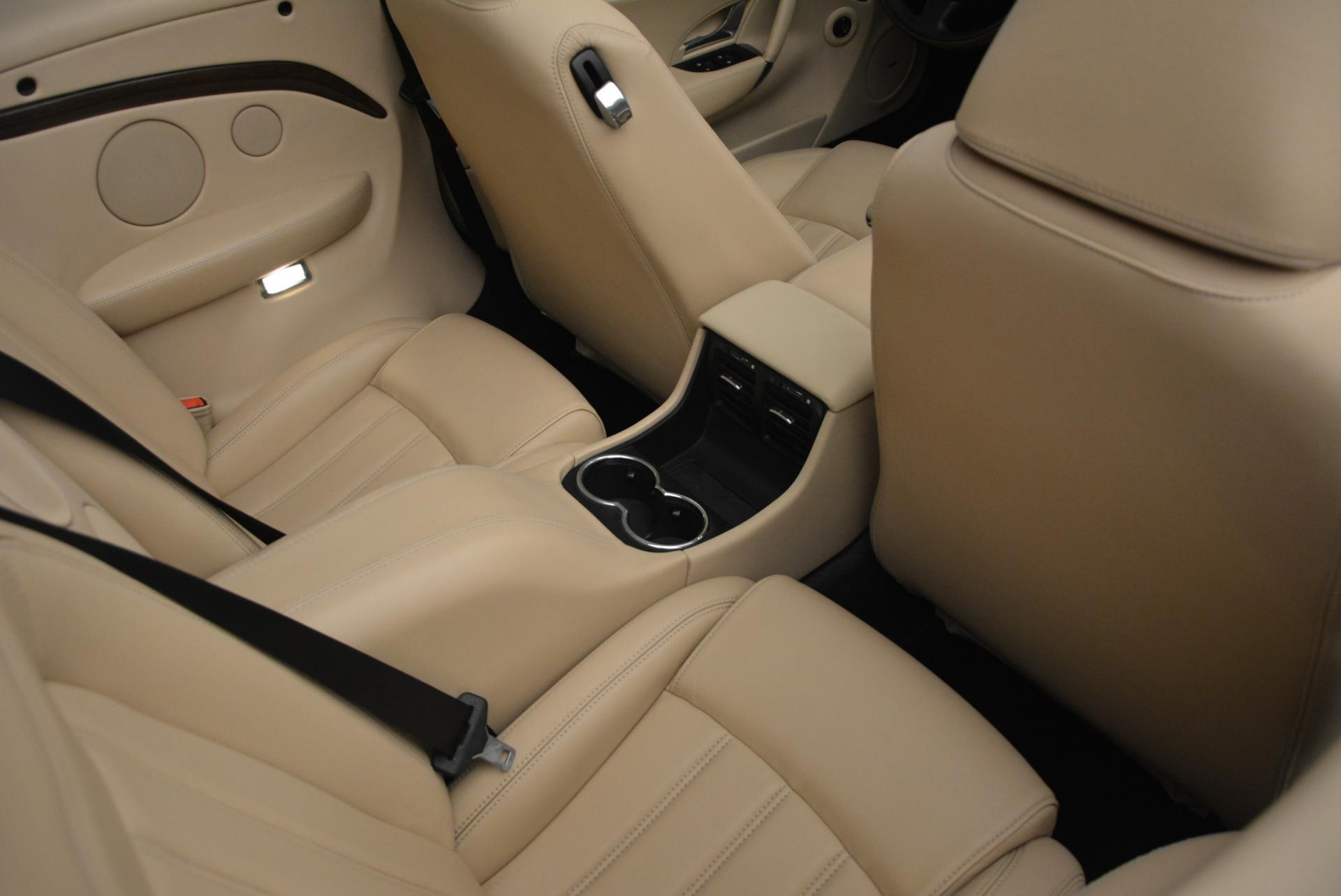 Used 2011 Maserati GranTurismo Base For Sale In Greenwich, CT. Alfa Romeo of Greenwich, F1710A 158_p36