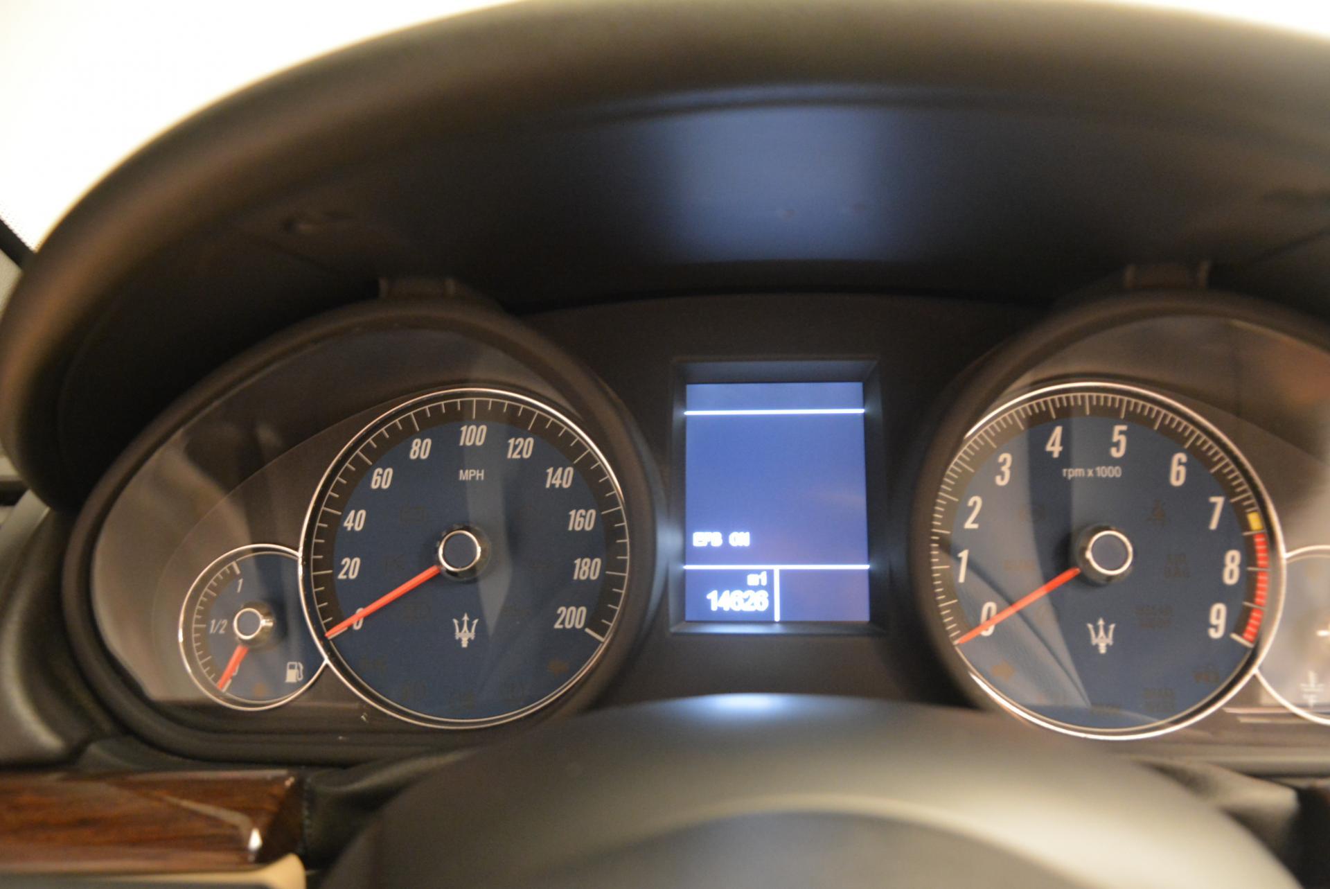 Used 2011 Maserati GranTurismo Base For Sale In Greenwich, CT. Alfa Romeo of Greenwich, F1710A 158_p38