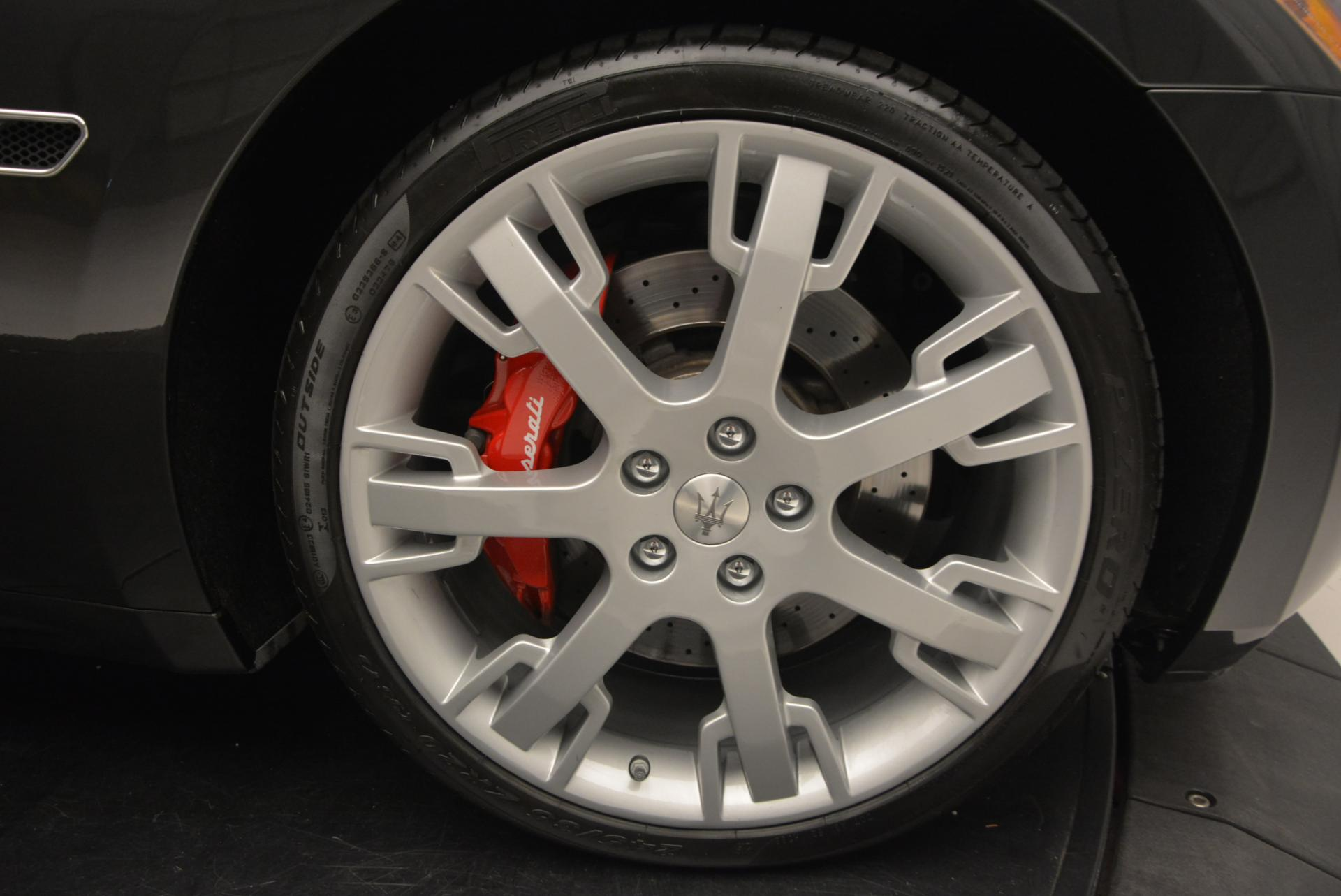 Used 2011 Maserati GranTurismo Base For Sale In Greenwich, CT. Alfa Romeo of Greenwich, F1710A 158_p39