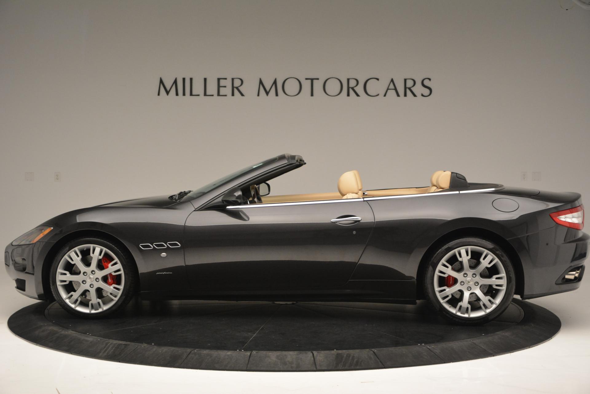 Used 2011 Maserati GranTurismo Base For Sale In Greenwich, CT. Alfa Romeo of Greenwich, F1710A 158_p3
