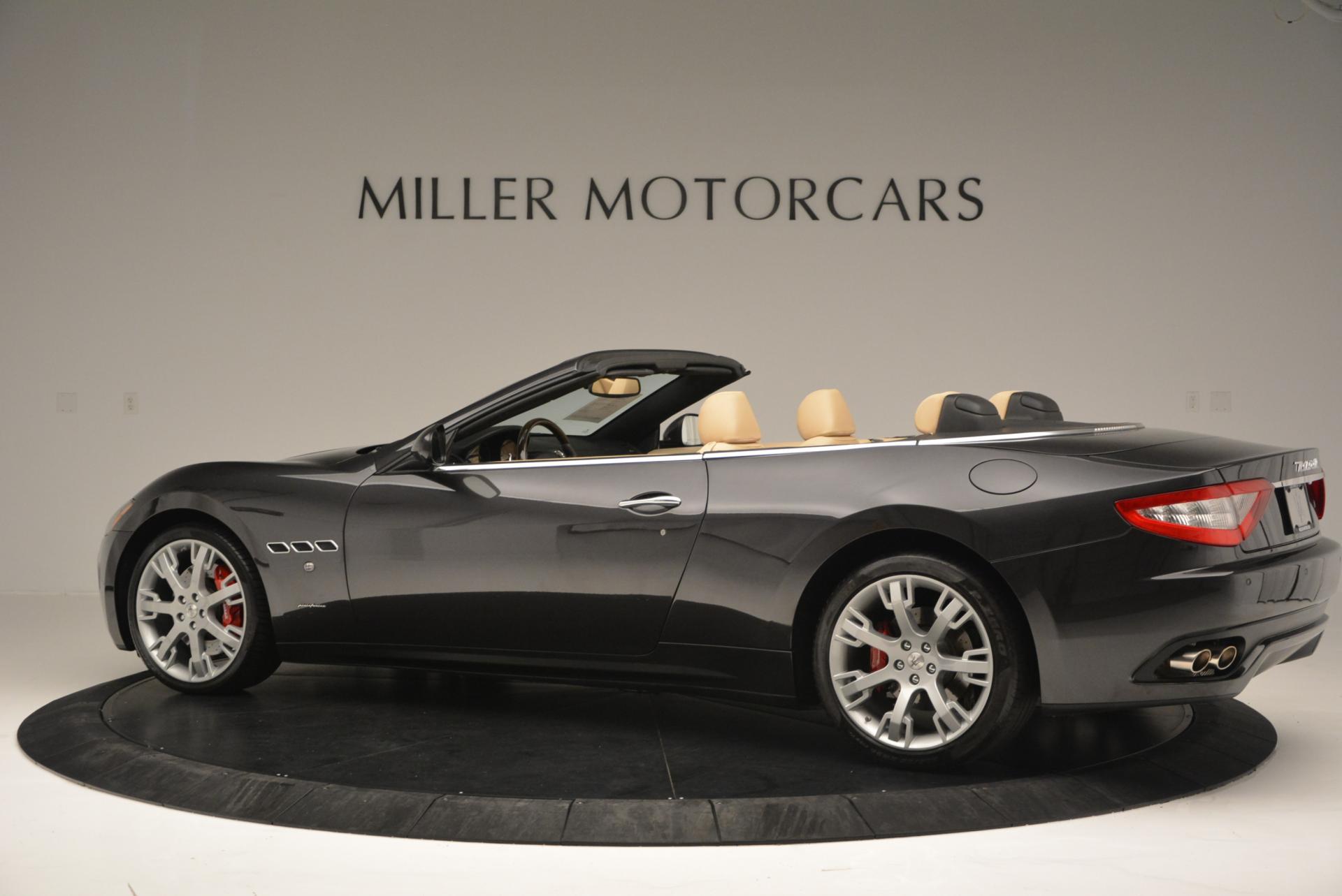 Used 2011 Maserati GranTurismo Base For Sale In Greenwich, CT. Alfa Romeo of Greenwich, F1710A 158_p4