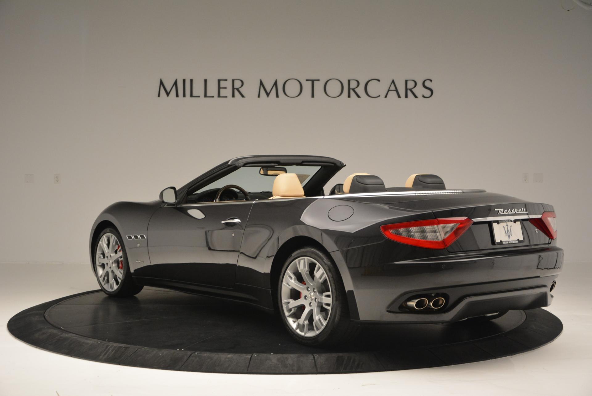 Used 2011 Maserati GranTurismo Base For Sale In Greenwich, CT. Alfa Romeo of Greenwich, F1710A 158_p5