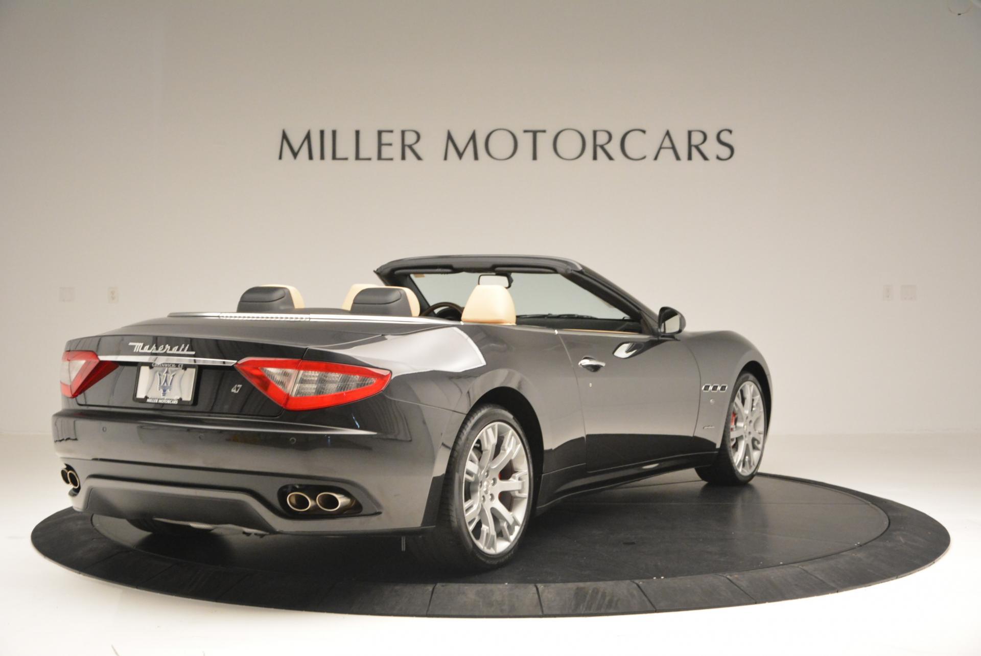 Used 2011 Maserati GranTurismo Base For Sale In Greenwich, CT. Alfa Romeo of Greenwich, F1710A 158_p7