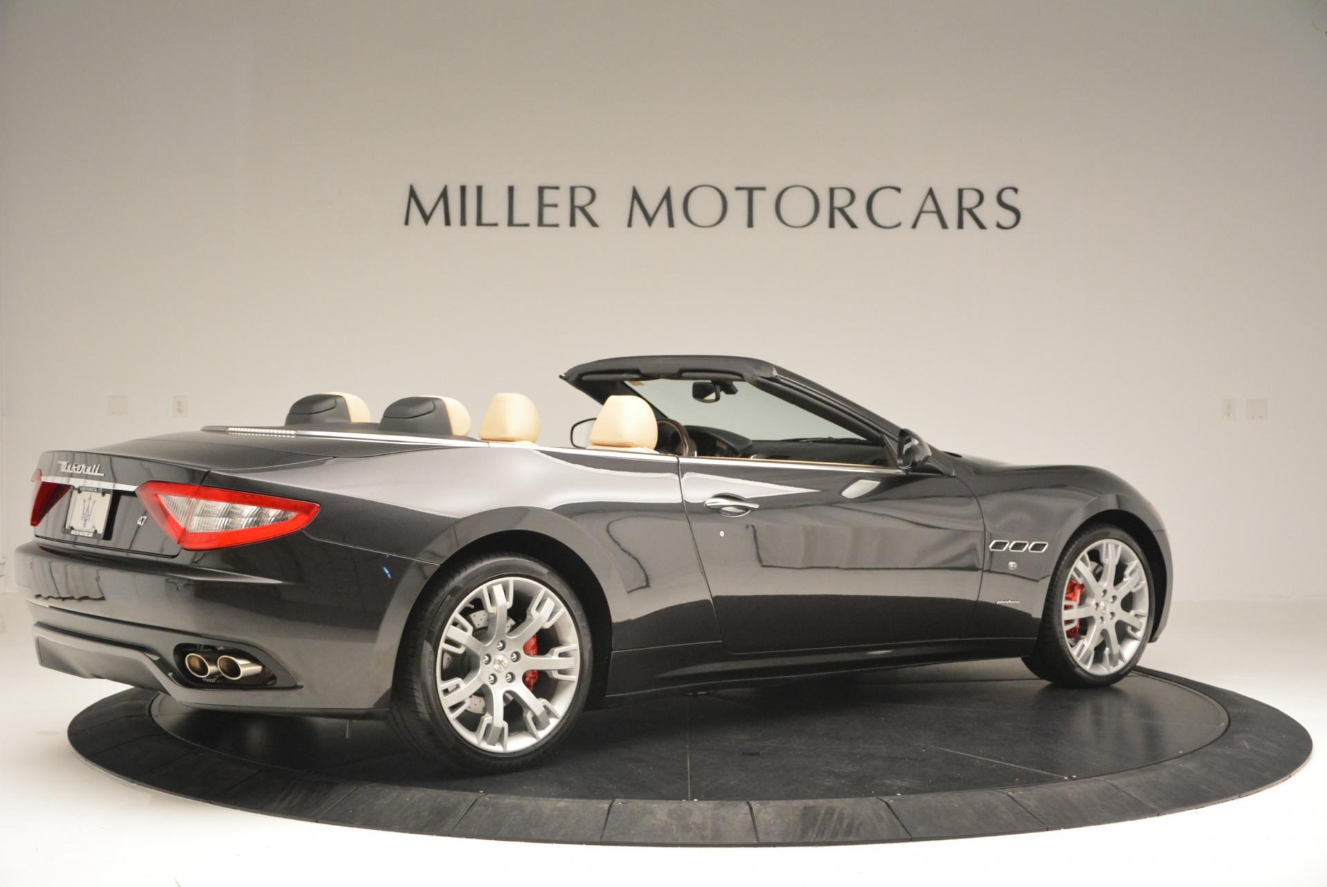Used 2011 Maserati GranTurismo Base For Sale In Greenwich, CT. Alfa Romeo of Greenwich, F1710A 158_p8