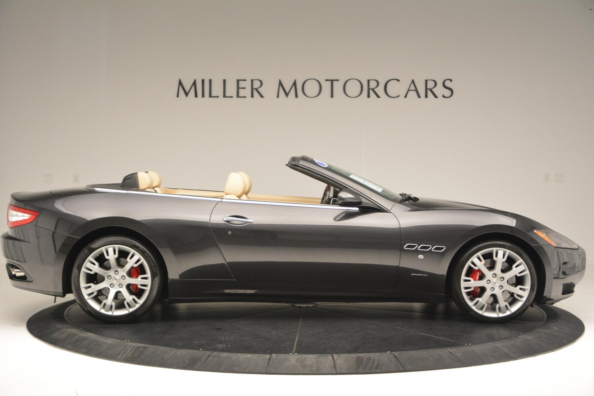Used 2011 Maserati GranTurismo Base For Sale In Greenwich, CT. Alfa Romeo of Greenwich, F1710A 158_p9