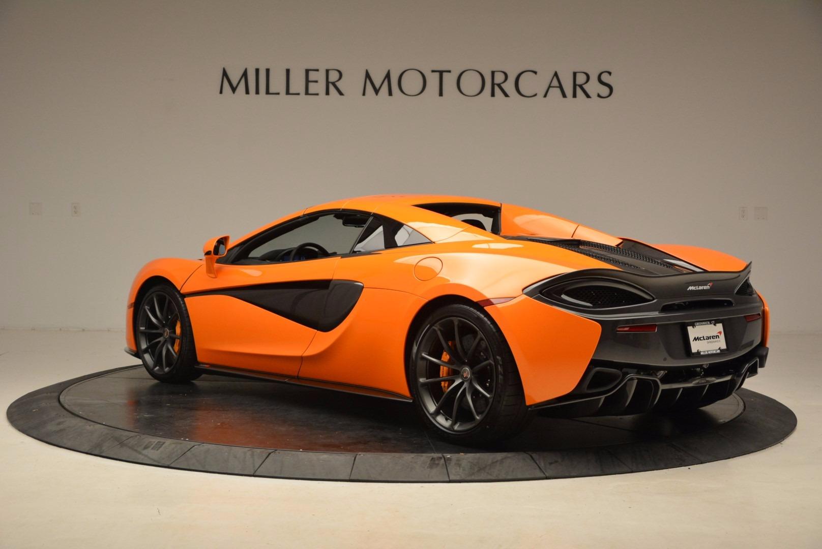New 2018 McLaren 570S Spider  For Sale In Greenwich, CT. Alfa Romeo of Greenwich, MC315 1580_p17