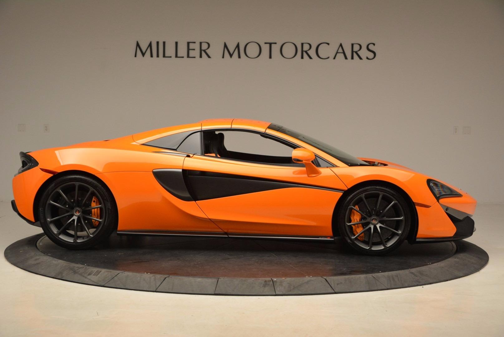 New 2018 McLaren 570S Spider  For Sale In Greenwich, CT. Alfa Romeo of Greenwich, MC315 1580_p20