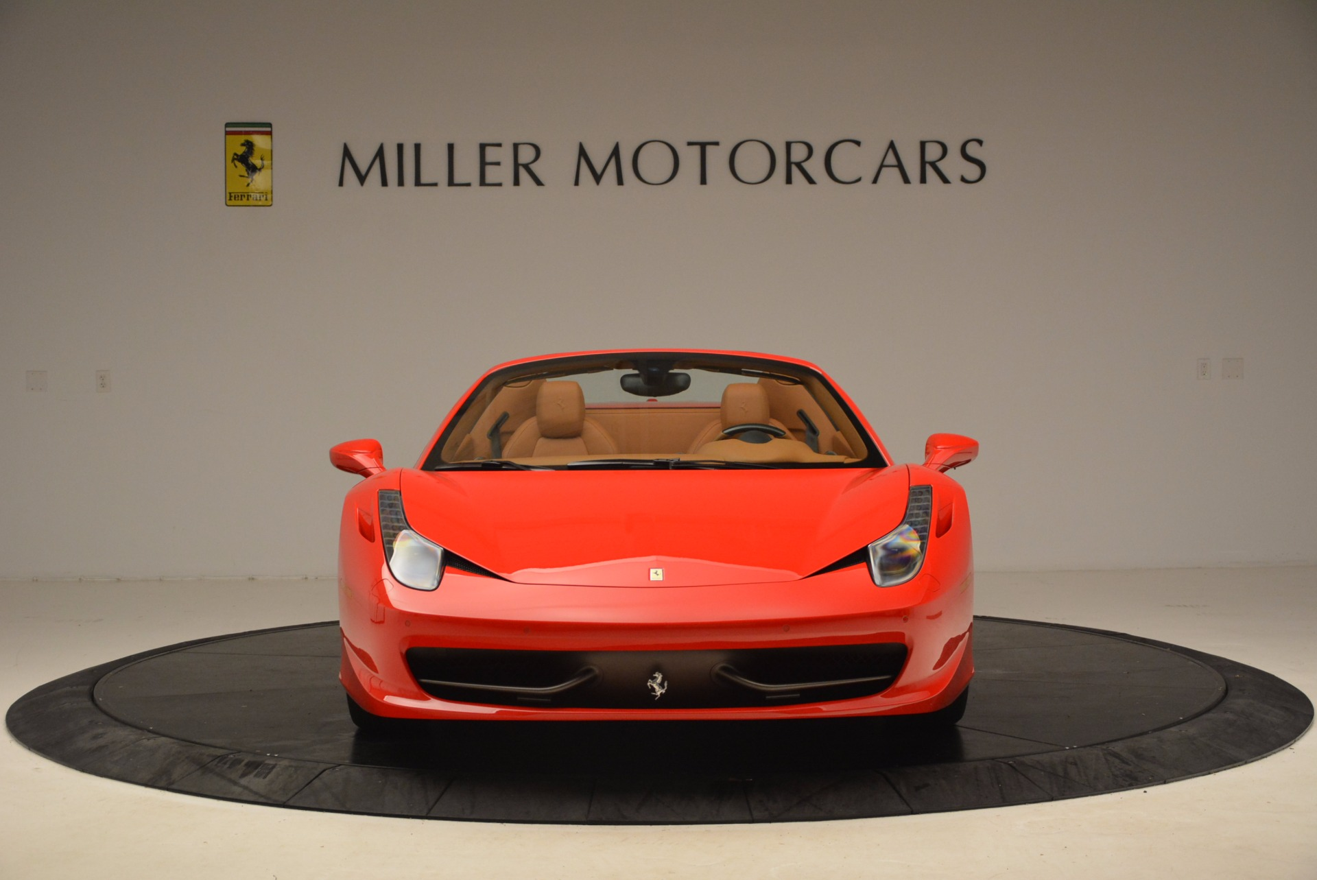 Used 2012 Ferrari 458 Spider  For Sale In Greenwich, CT. Alfa Romeo of Greenwich, 4594 1581_p12
