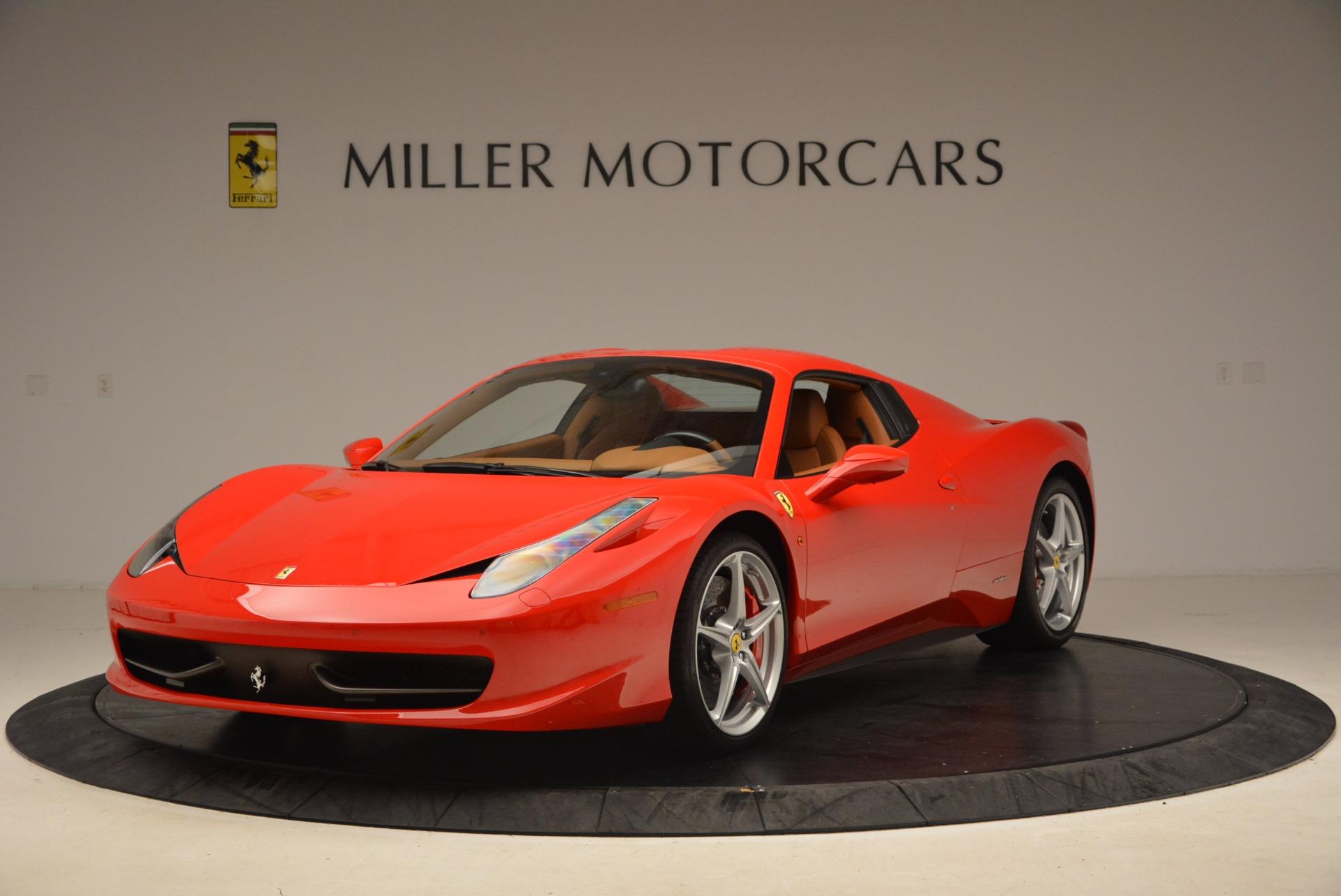 Used 2012 Ferrari 458 Spider  For Sale In Greenwich, CT. Alfa Romeo of Greenwich, 4594 1581_p13