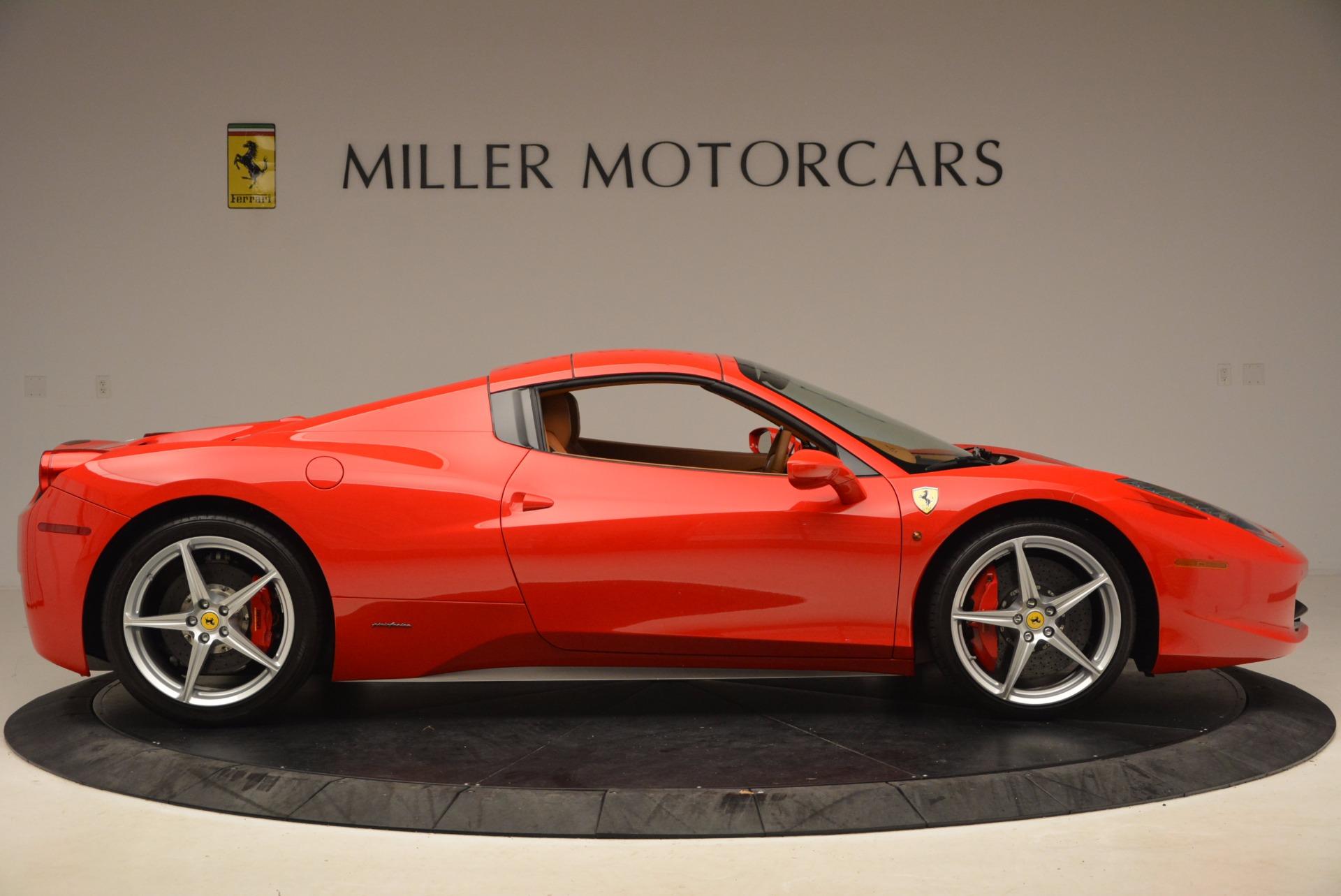 Used 2012 Ferrari 458 Spider  For Sale In Greenwich, CT. Alfa Romeo of Greenwich, 4594 1581_p21