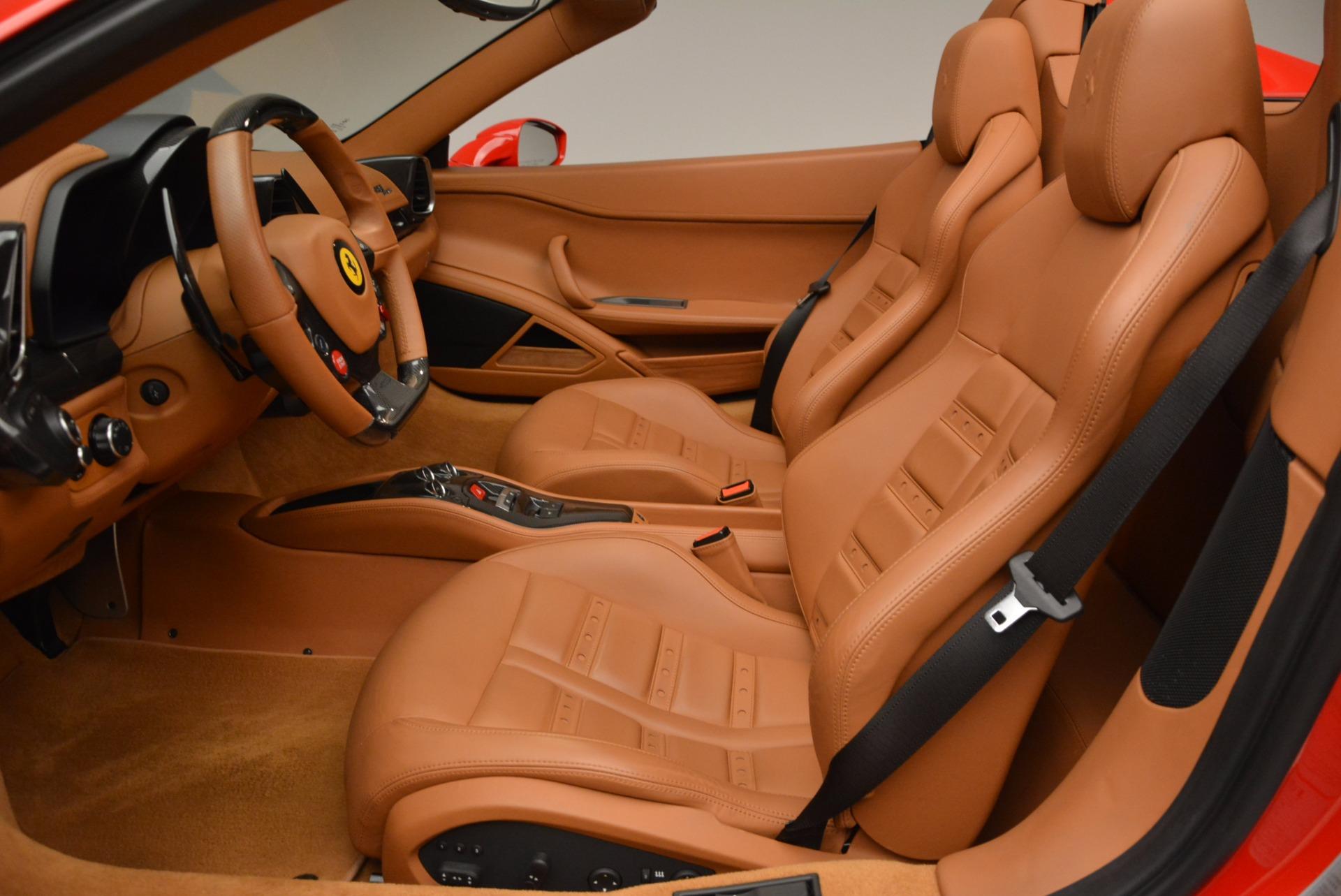 Used 2012 Ferrari 458 Spider  For Sale In Greenwich, CT. Alfa Romeo of Greenwich, 4594 1581_p26