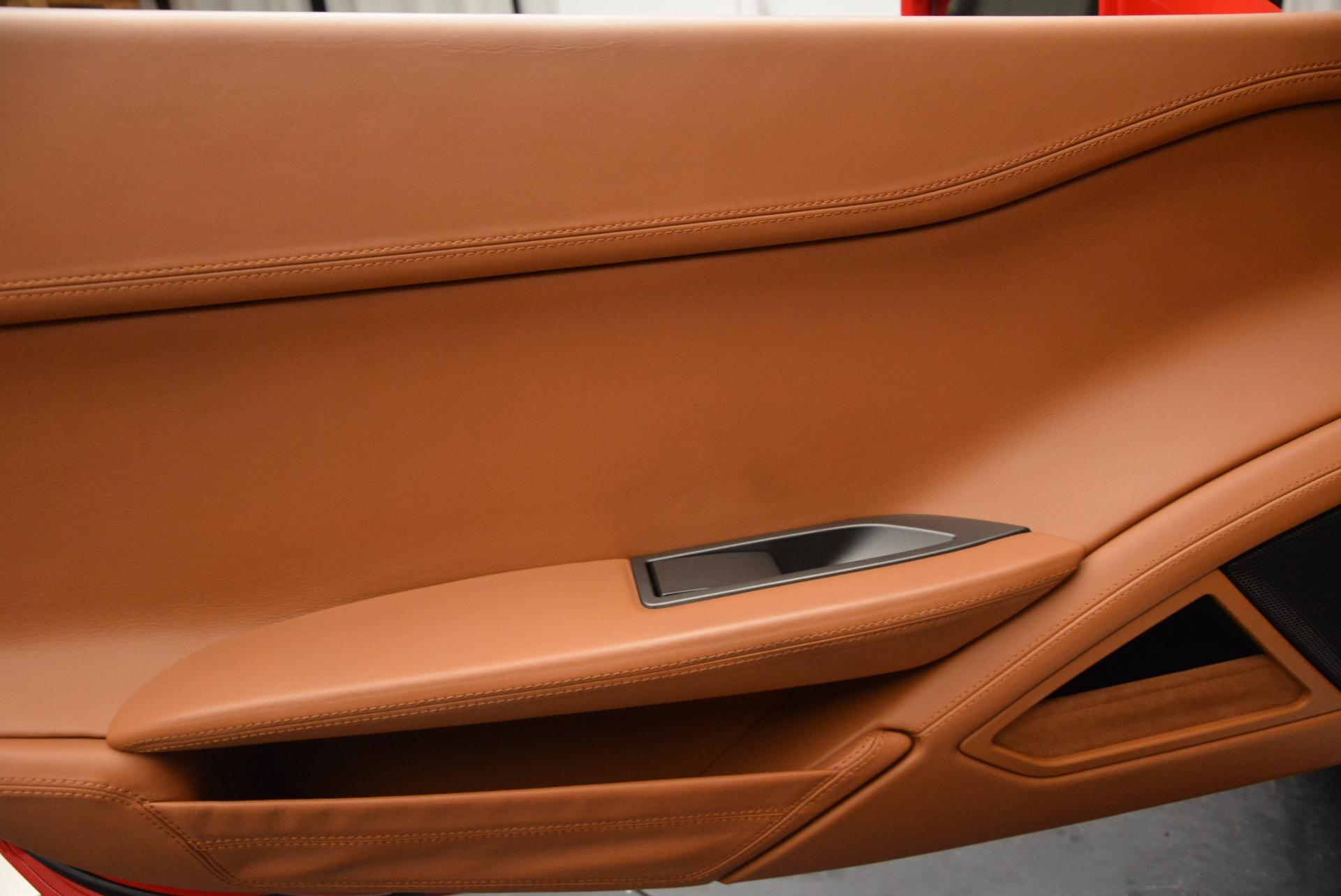 Used 2012 Ferrari 458 Spider  For Sale In Greenwich, CT. Alfa Romeo of Greenwich, 4594 1581_p28