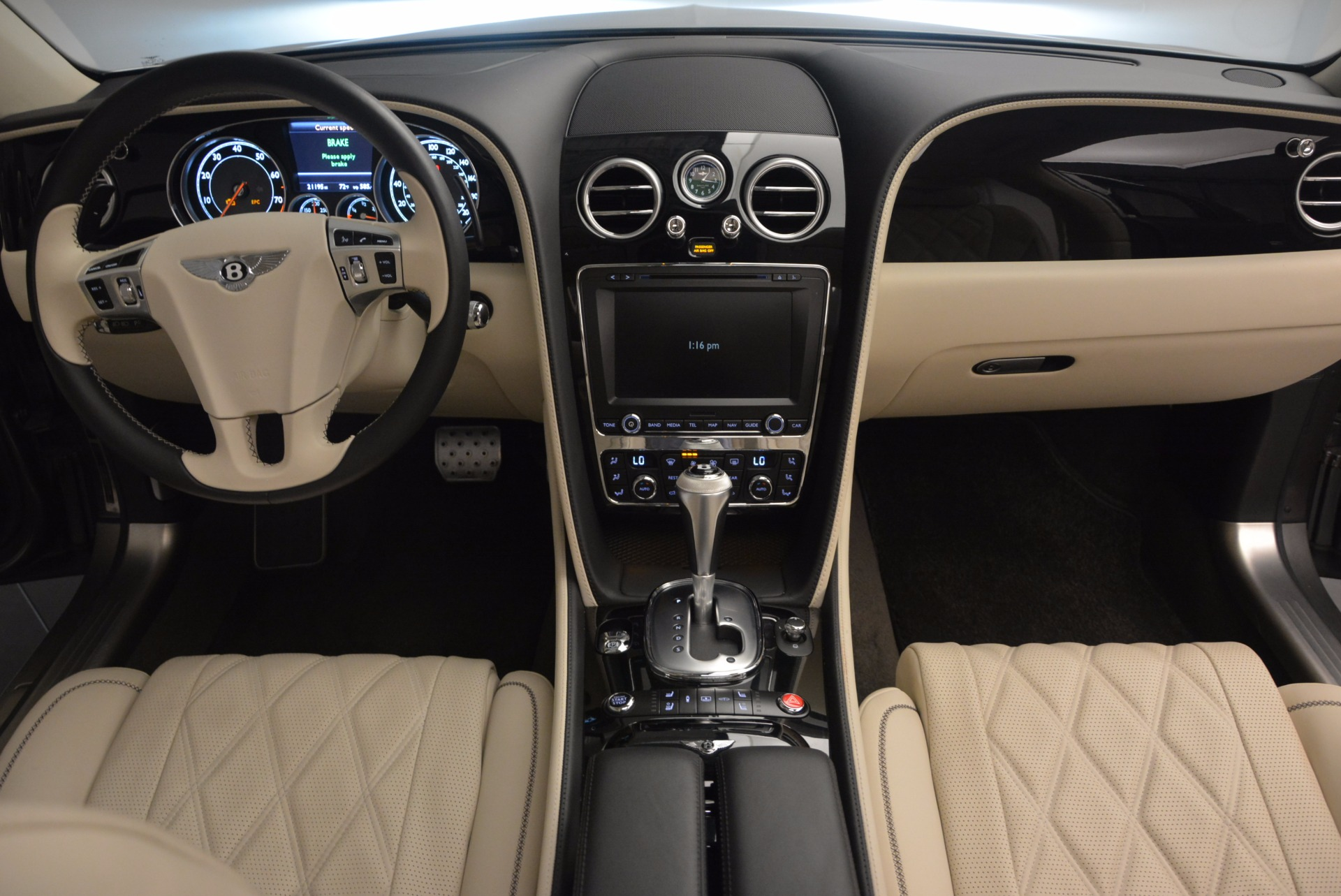 Used 2015 Bentley Flying Spur W12 For Sale In Greenwich, CT. Alfa Romeo of Greenwich, 7280 1582_p43