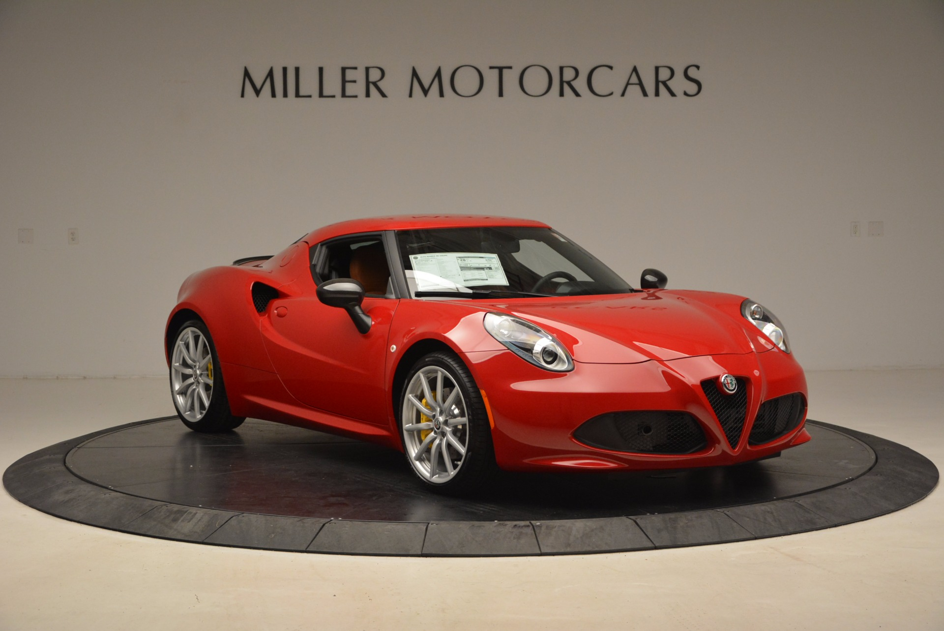 New 2018 Alfa Romeo 4C Coupe For Sale In Greenwich, CT. Alfa Romeo of Greenwich, LW039 1583_p11