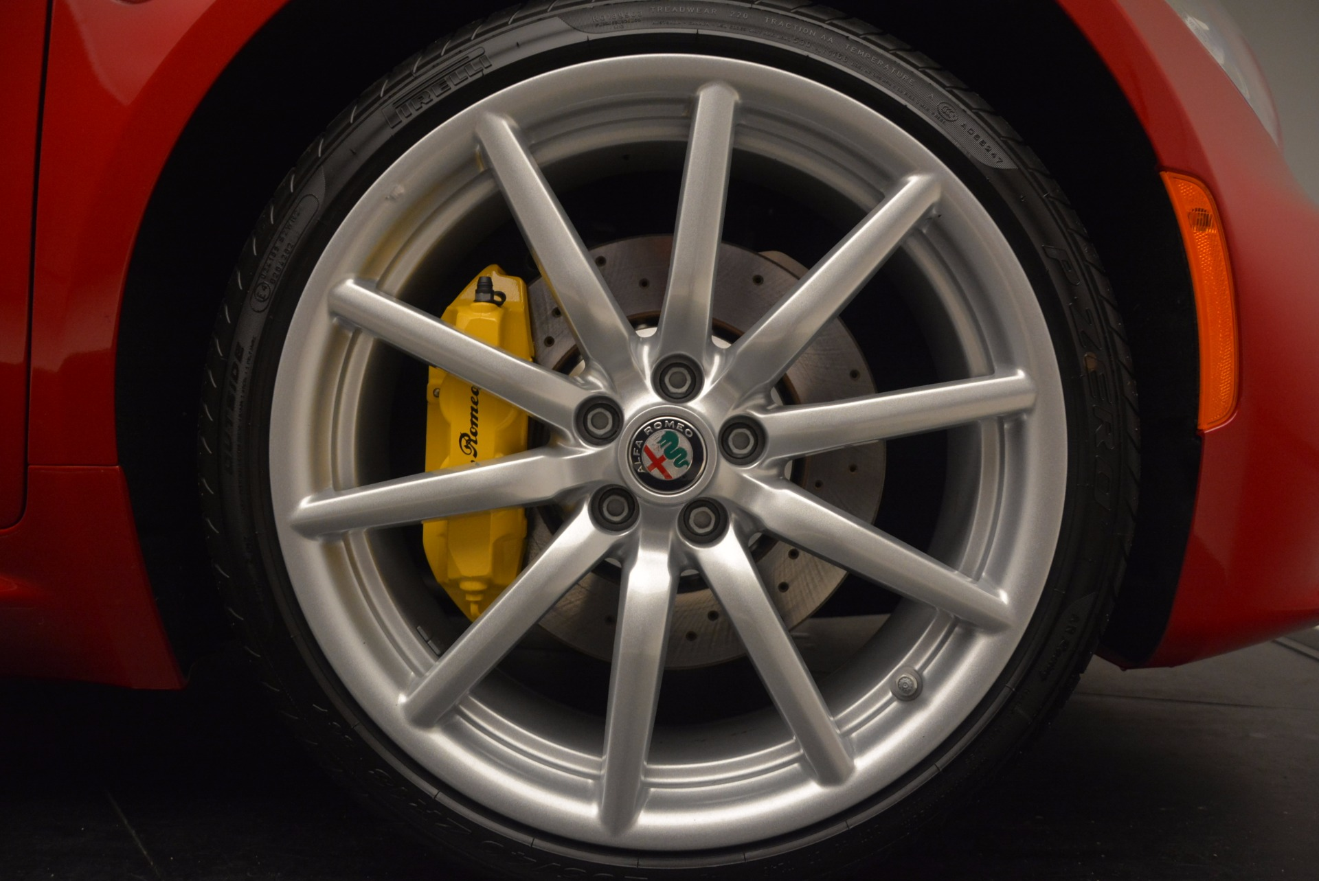 New 2018 Alfa Romeo 4C Coupe For Sale In Greenwich, CT. Alfa Romeo of Greenwich, LW039 1583_p23