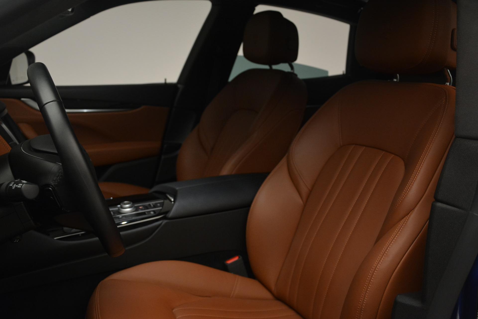 Used 2018 Maserati Levante Q4 For Sale In Greenwich, CT. Alfa Romeo of Greenwich, W501 1586_p22