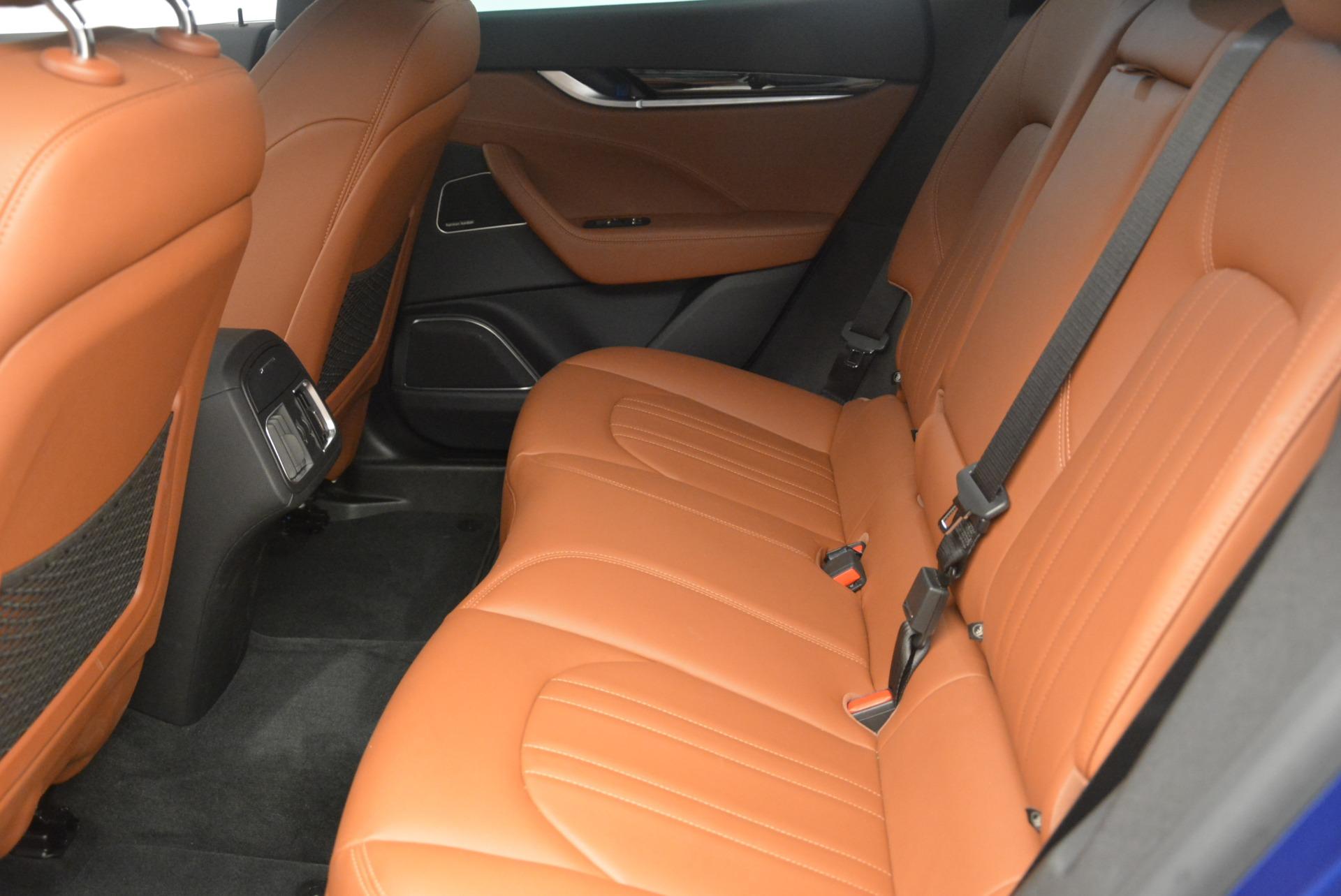 Used 2018 Maserati Levante Q4 For Sale In Greenwich, CT. Alfa Romeo of Greenwich, W501 1586_p23