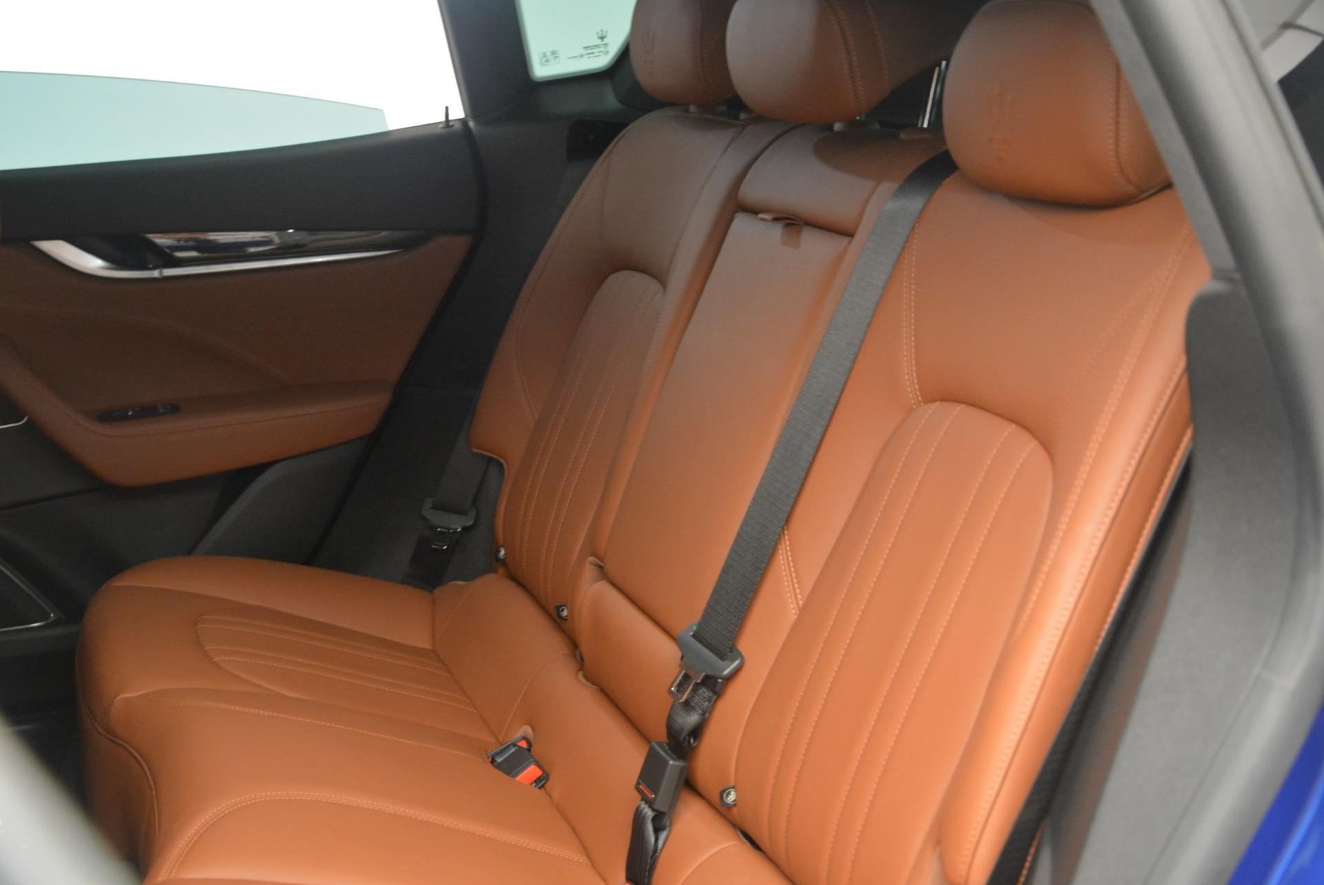 Used 2018 Maserati Levante Q4 For Sale In Greenwich, CT. Alfa Romeo of Greenwich, W501 1586_p24