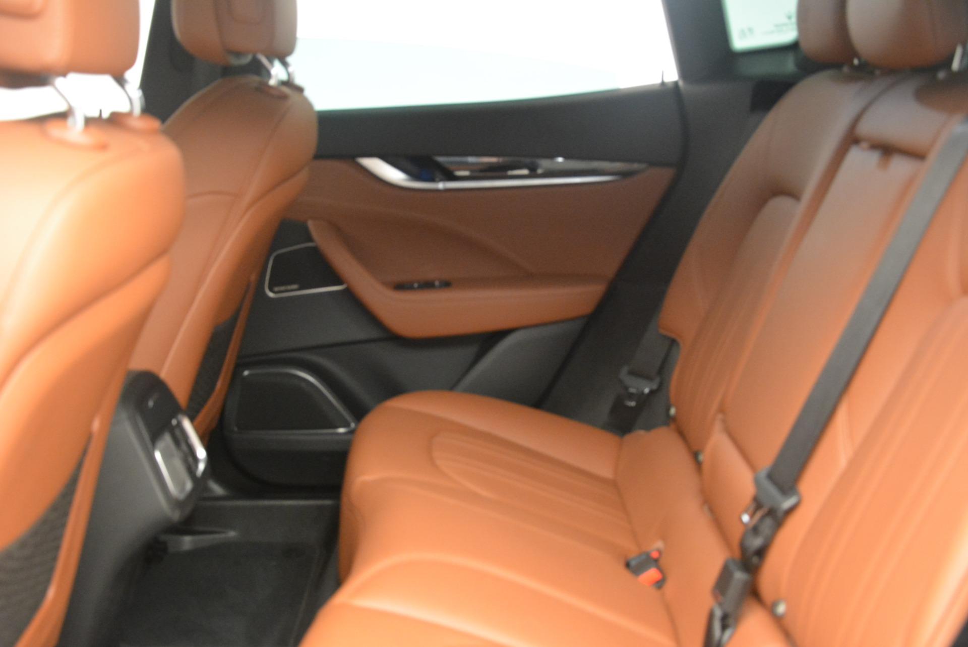 Used 2018 Maserati Levante Q4 For Sale In Greenwich, CT. Alfa Romeo of Greenwich, W501 1586_p25