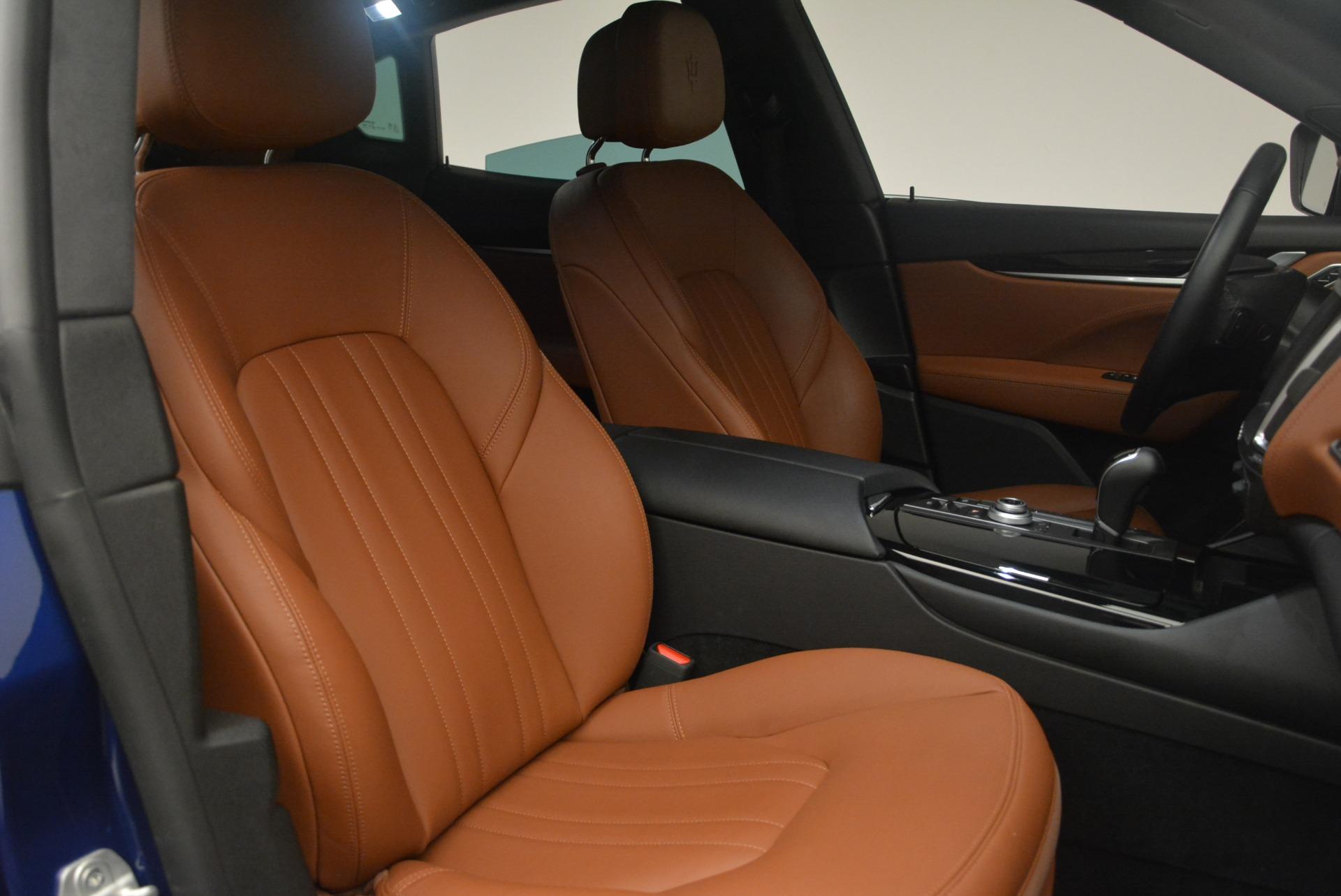 Used 2018 Maserati Levante Q4 For Sale In Greenwich, CT. Alfa Romeo of Greenwich, W501 1586_p29