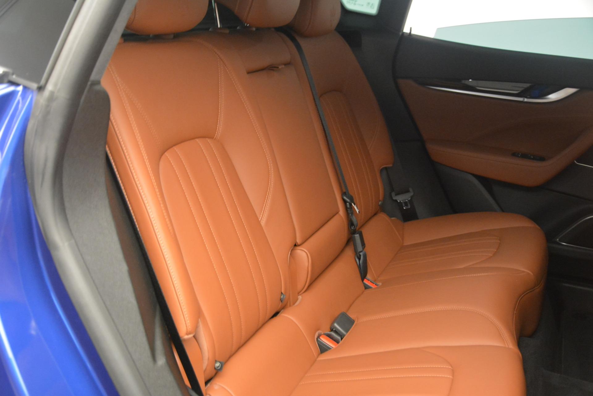 Used 2018 Maserati Levante Q4 For Sale In Greenwich, CT. Alfa Romeo of Greenwich, W501 1586_p30